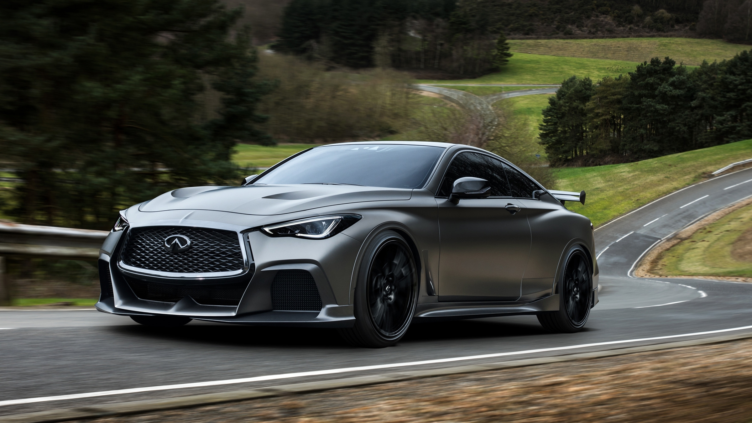 is the infiniti q60 project black s headed for a production run top speed. Black Bedroom Furniture Sets. Home Design Ideas
