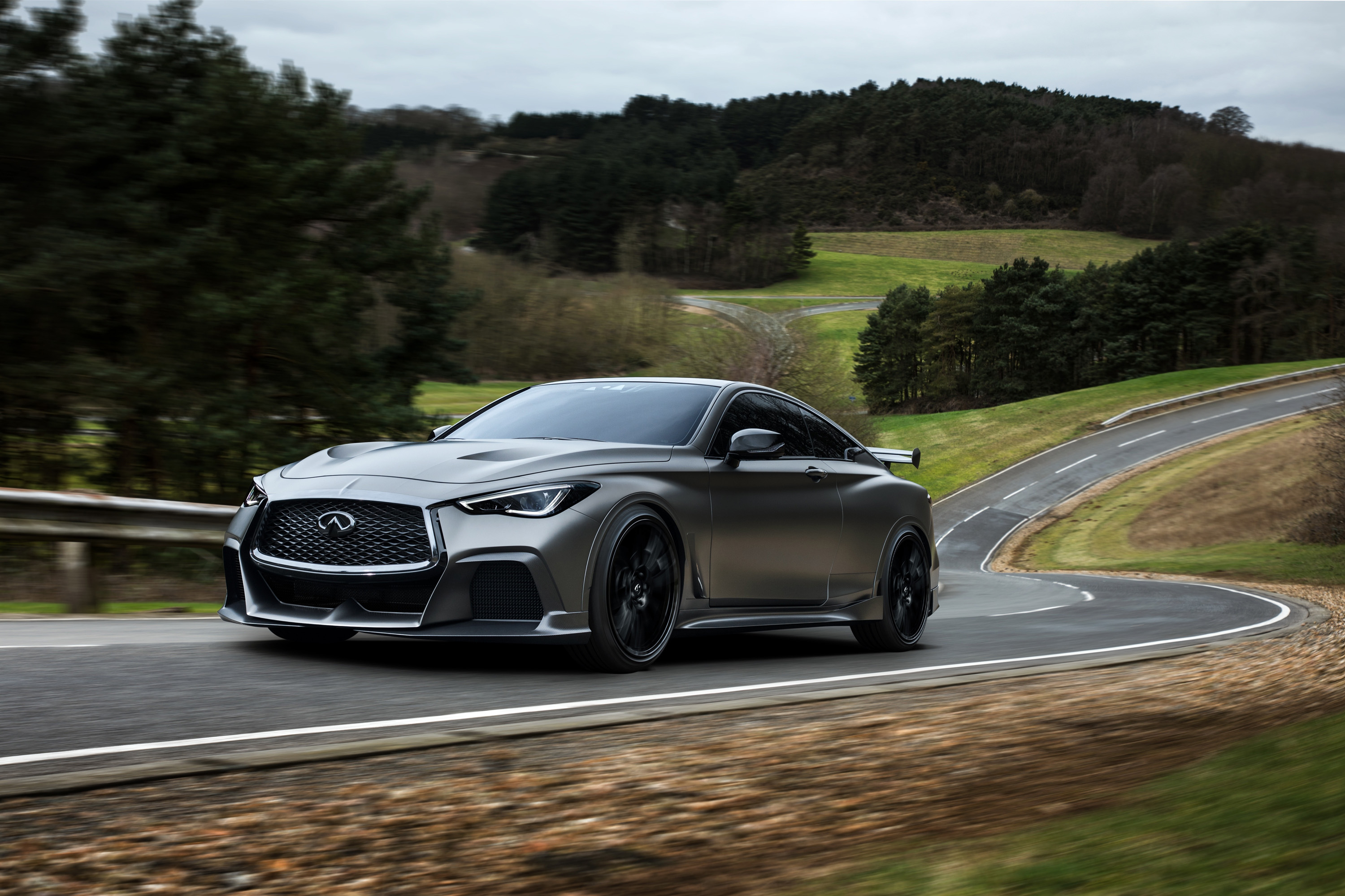 Q60 Black S >> Is The Infiniti Q60 Project Black S Headed For A Production