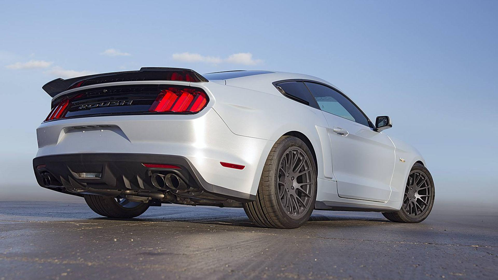 2017 ford mustang gt p 51 by roush performance top speed