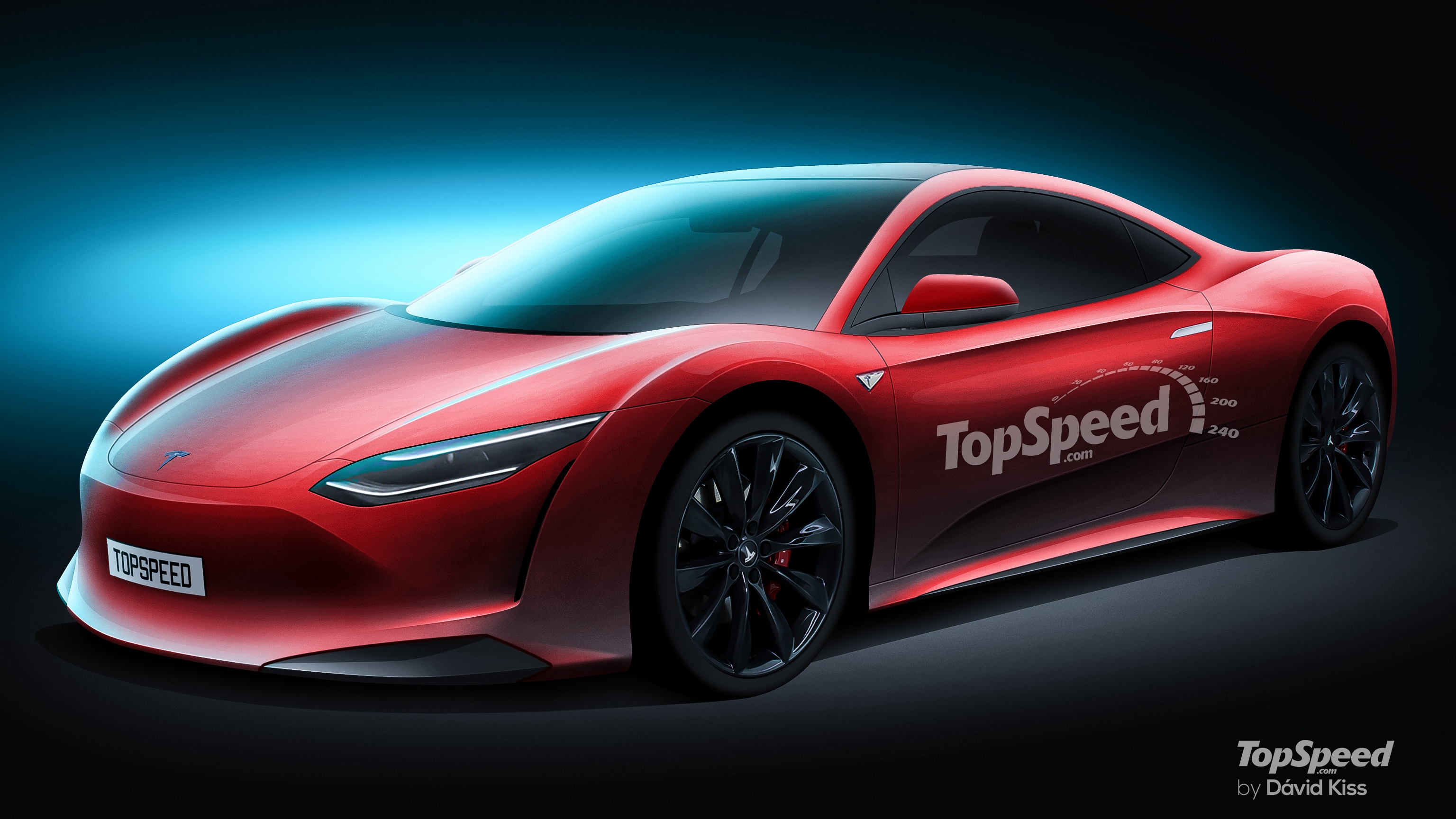 Tesla Supercar Review Gallery Top Speed
