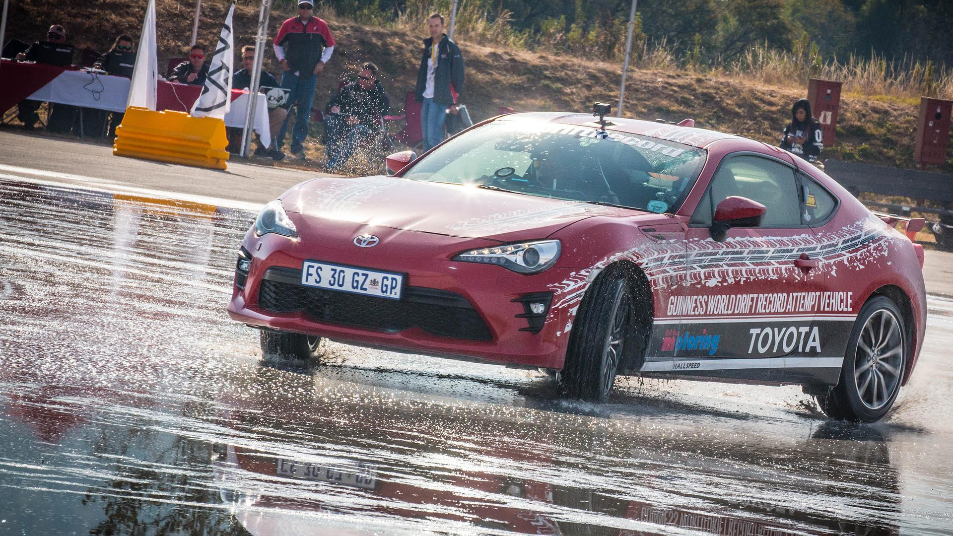 Toyota Gt86 Reviews Specs Prices Photos And Videos Top Speed 2012 Venza Controller Area Network Wiring Diagram The Gt 86 Re Establishes Its Claim As King Of Endurance Drifting