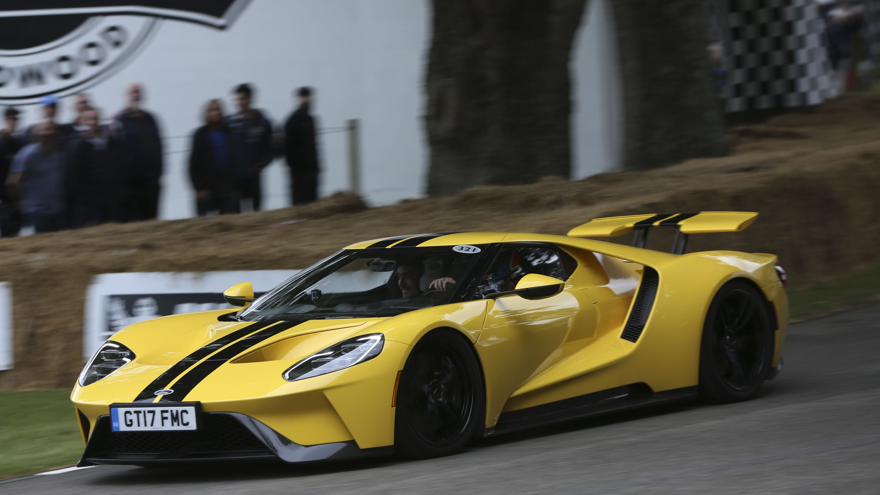 Watch The 2017 Goodwood Festival Of Speed Live Streaming Video