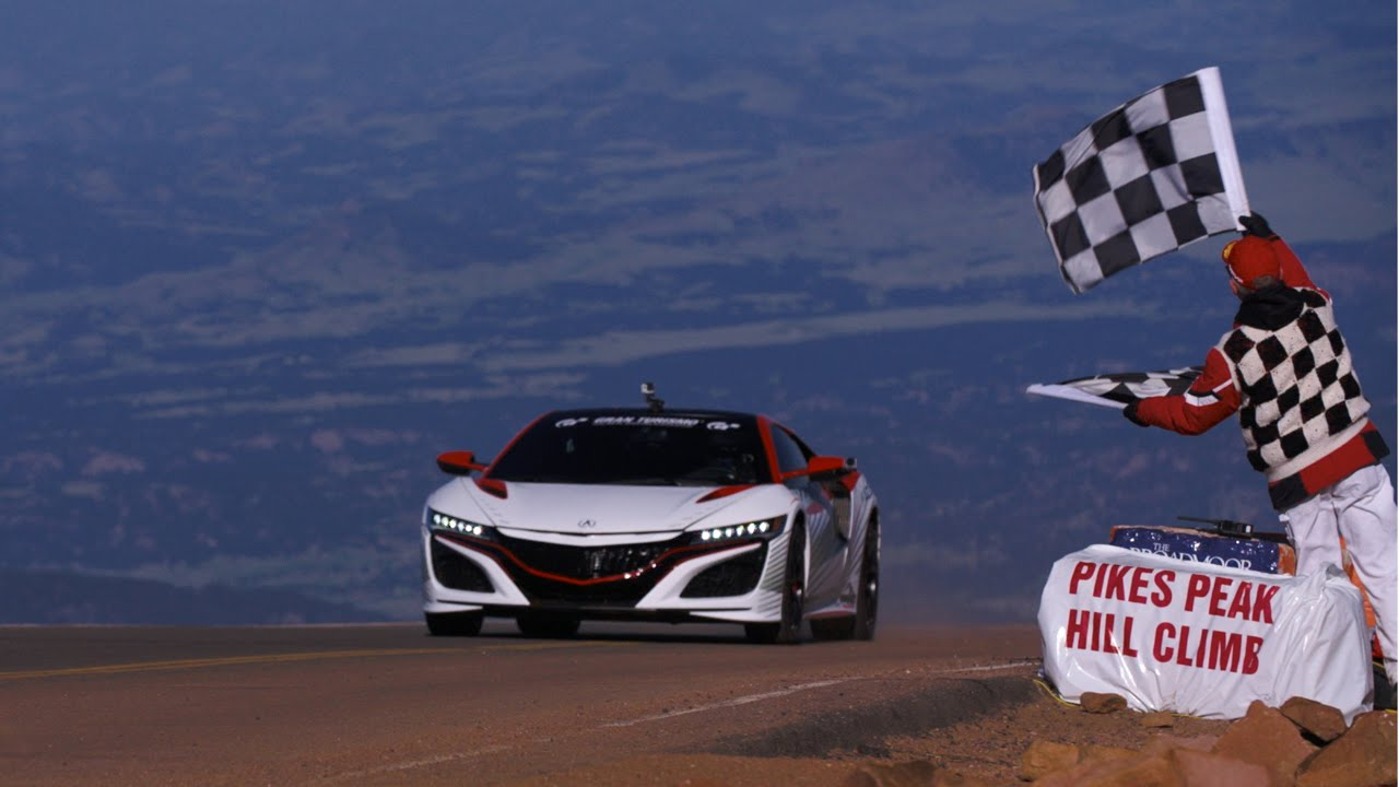 Pikes Peak Hill Climb 2017 >> Will The 2017 Pikes Peak Bring New Records Pictures Photos
