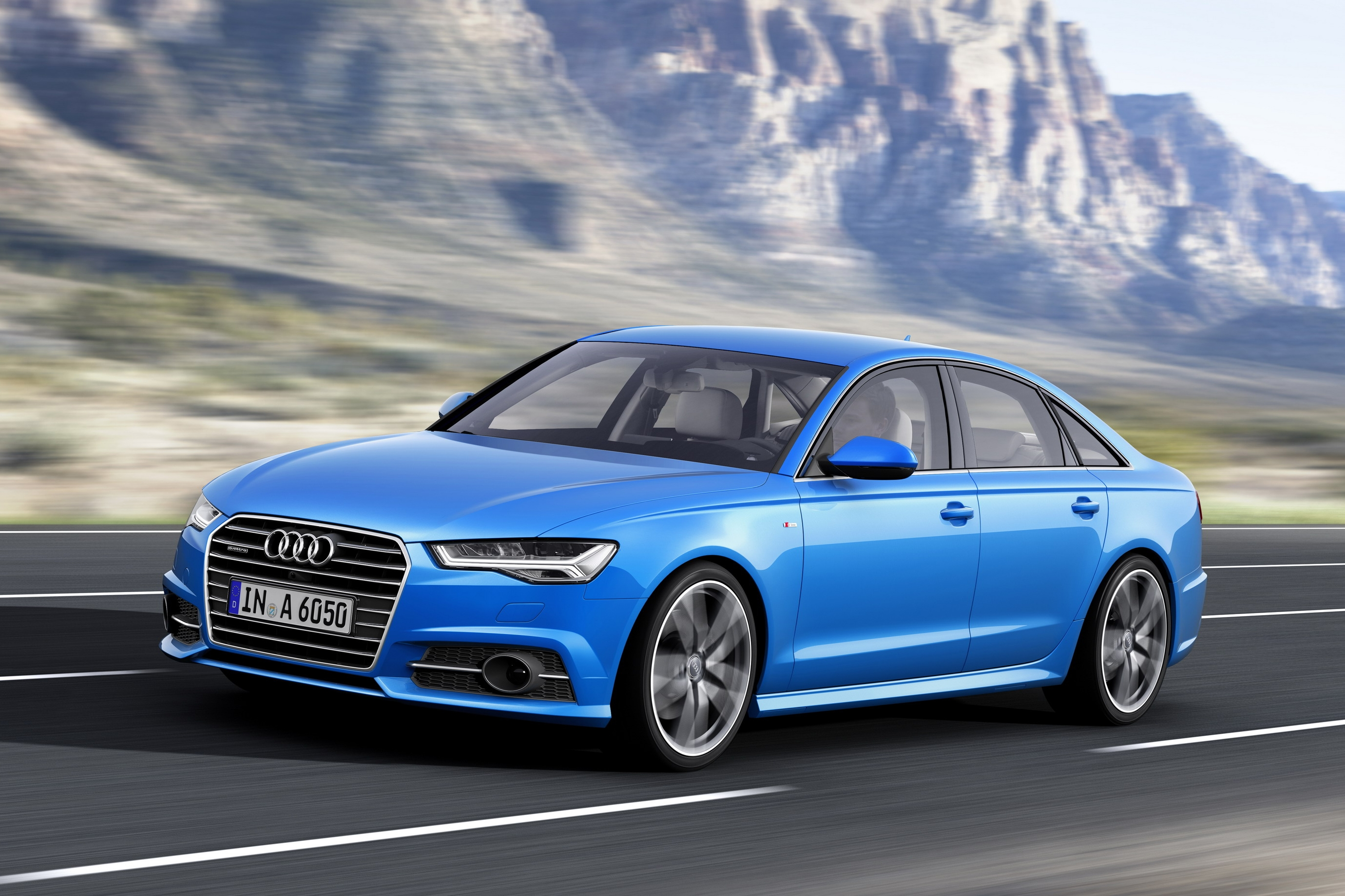 2016   2018 Audi A6 | Top Speed. »