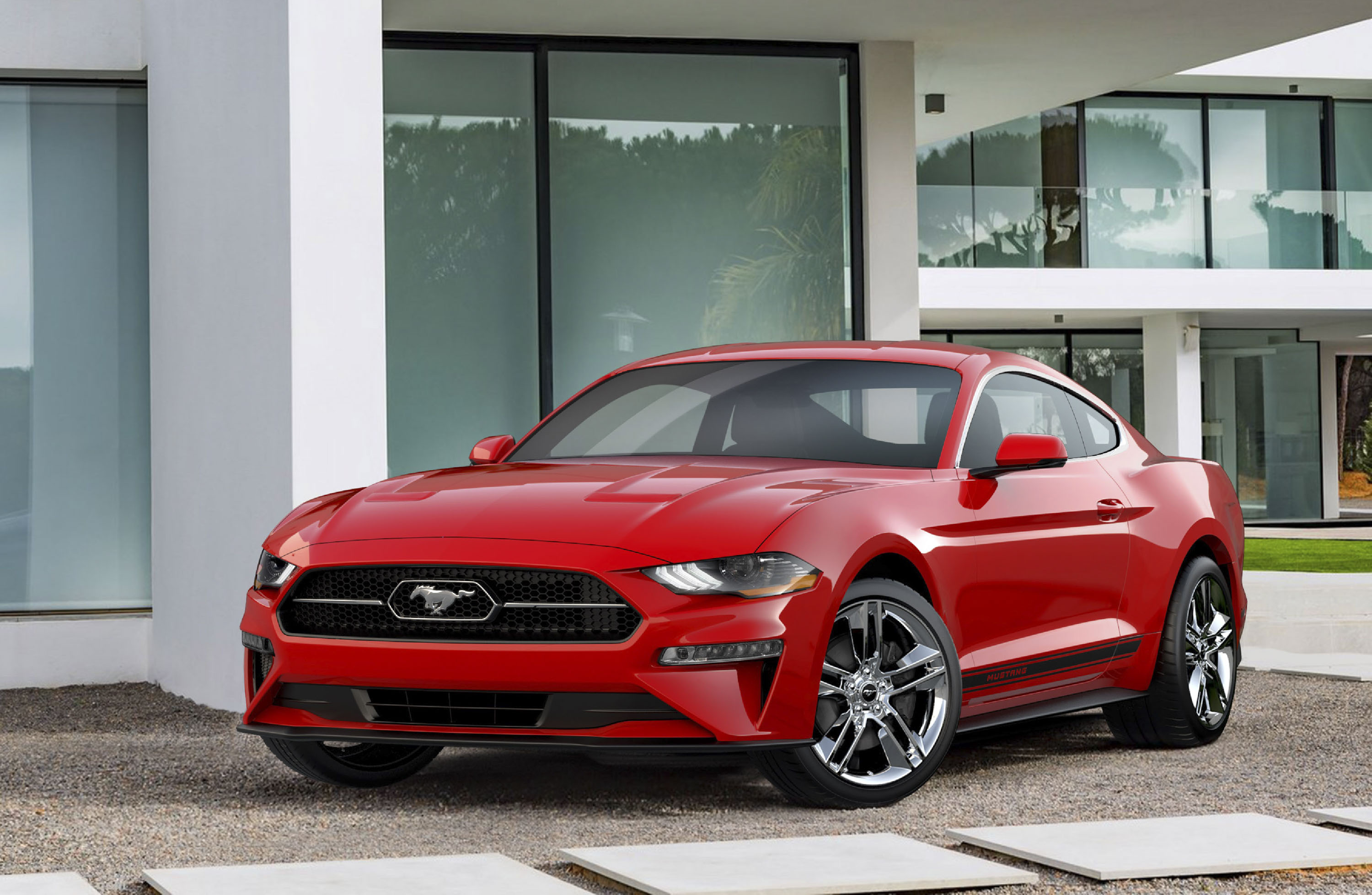 2018 ford mustang ecoboost gets a new pony package top speed