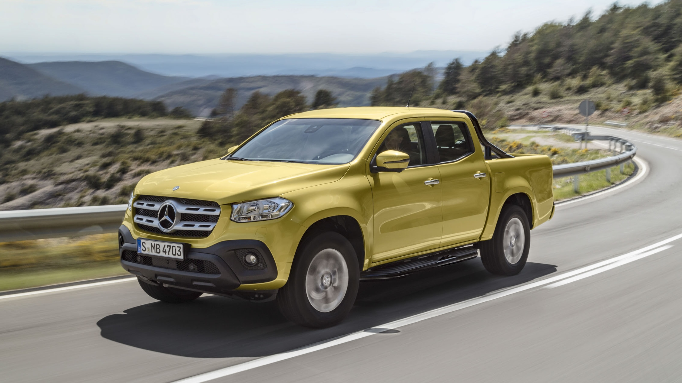 Mercedes X Class Reviews Specs Prices Photos And Videos Top Speed