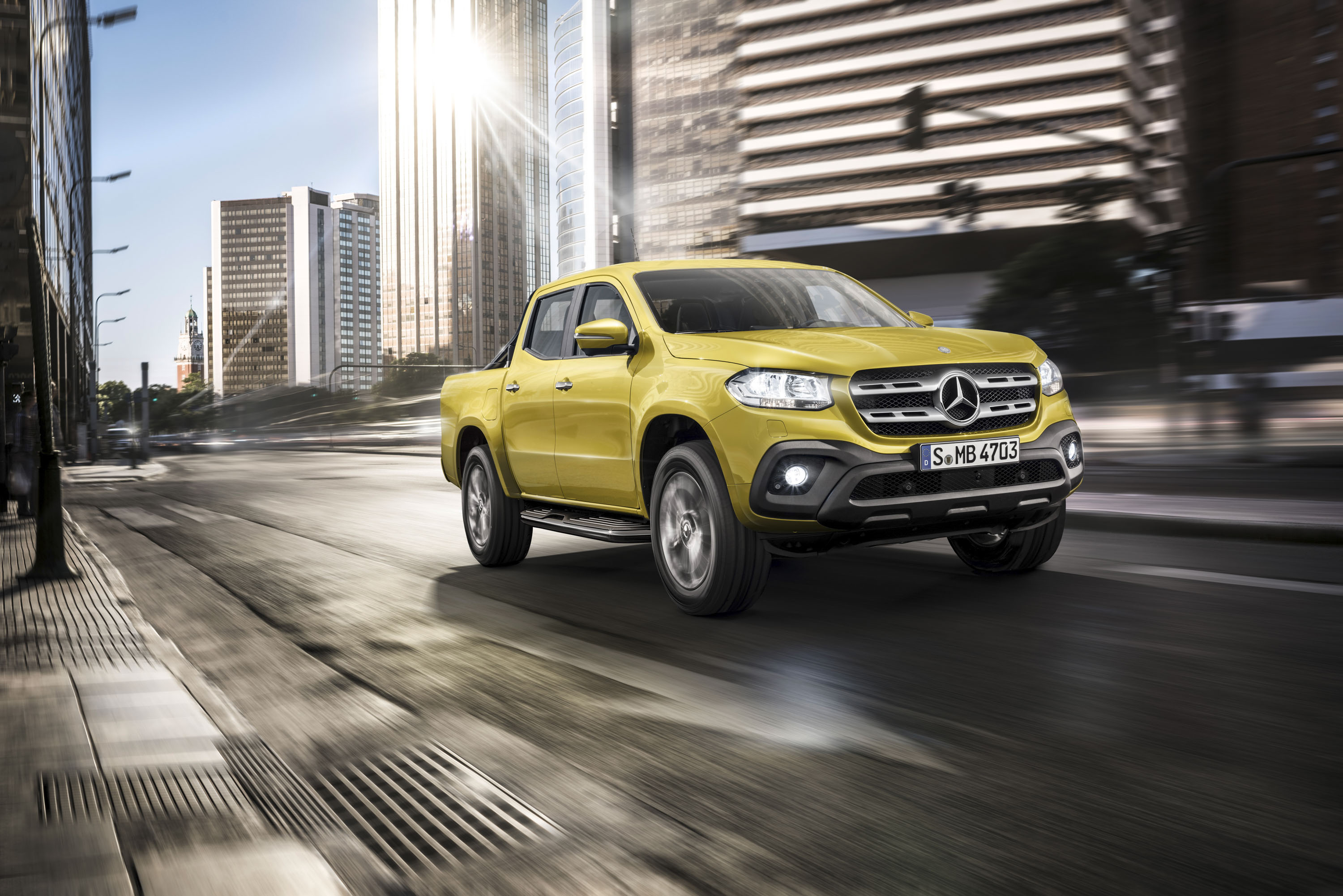 Mercedes Benz X Class Debuts In Cape Town South Africa Top Speed