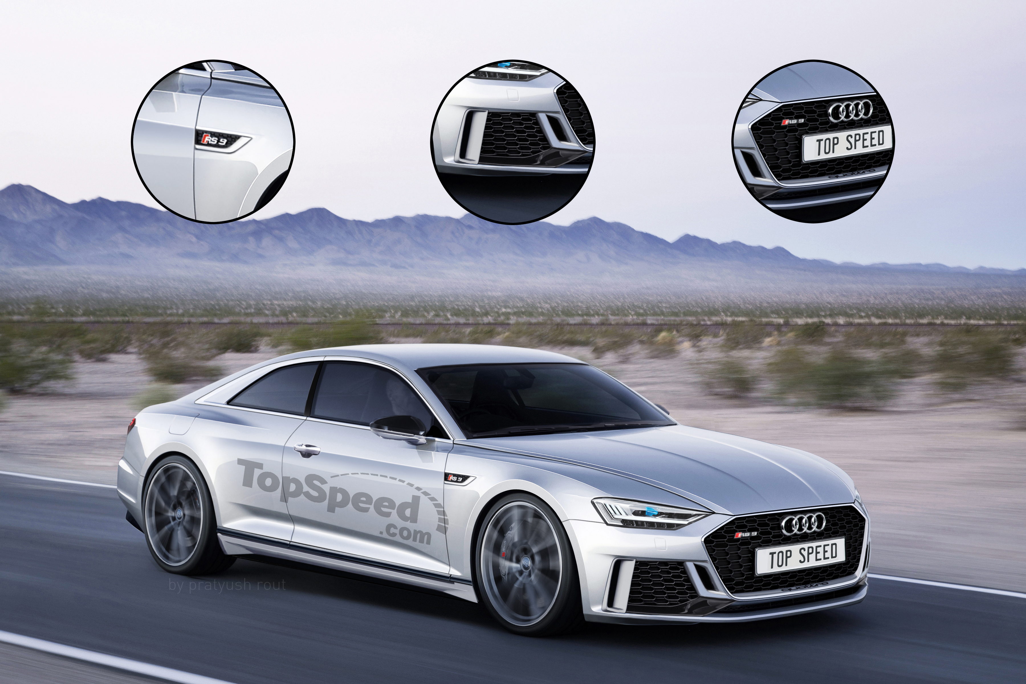 2019 Audi Rs9 Coupe Top Speed