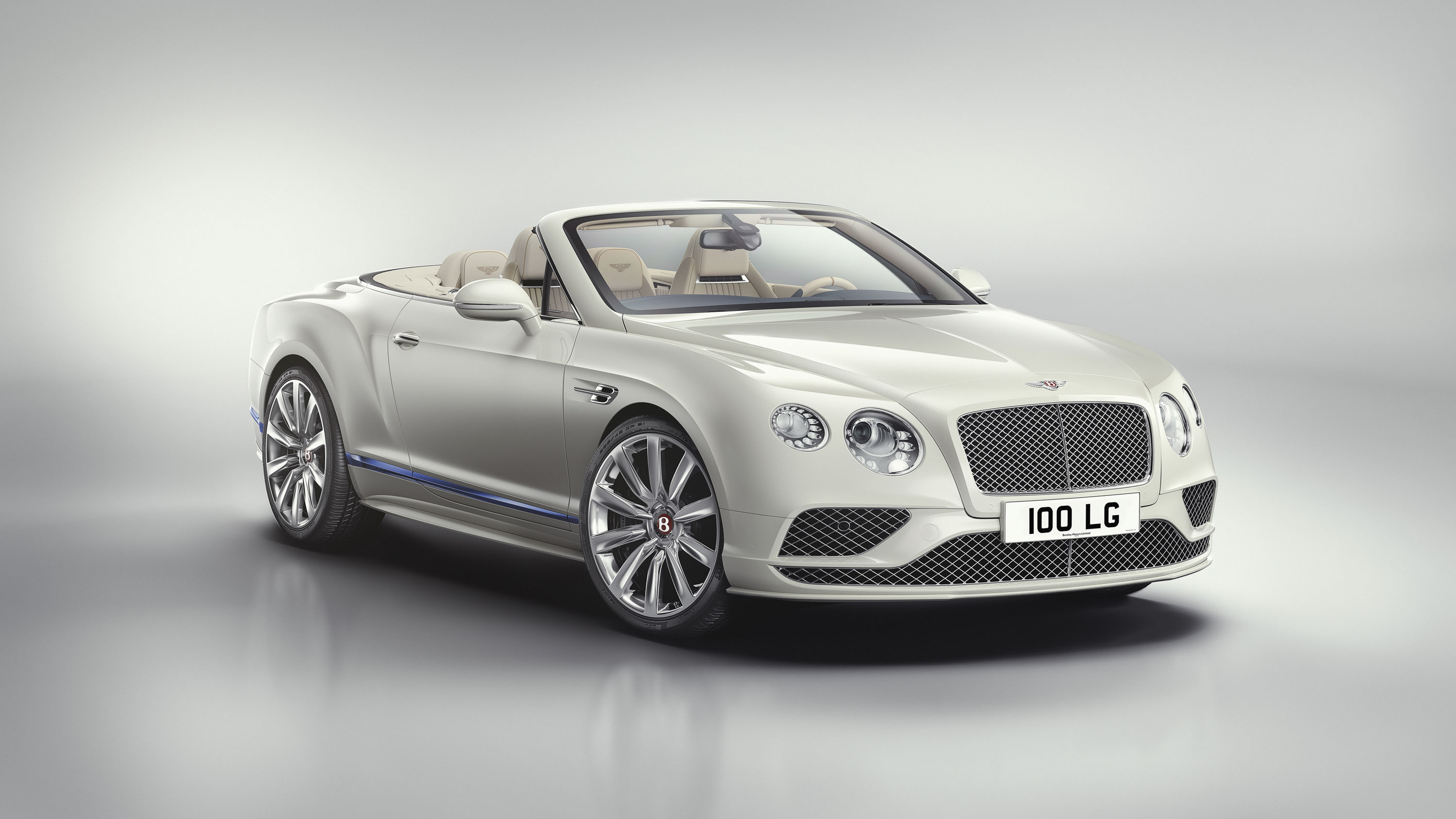 2018 Bentley Continental Gt Convertible Galene Edition By Mulliner Top Speed