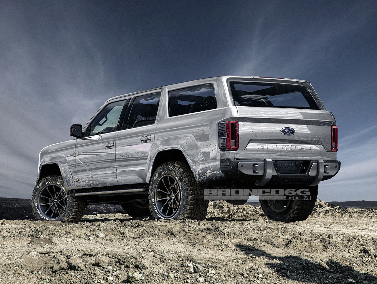 Ford Bronco Release Date >> Here S Everything We Know About The New Ford Bronco Top Speed