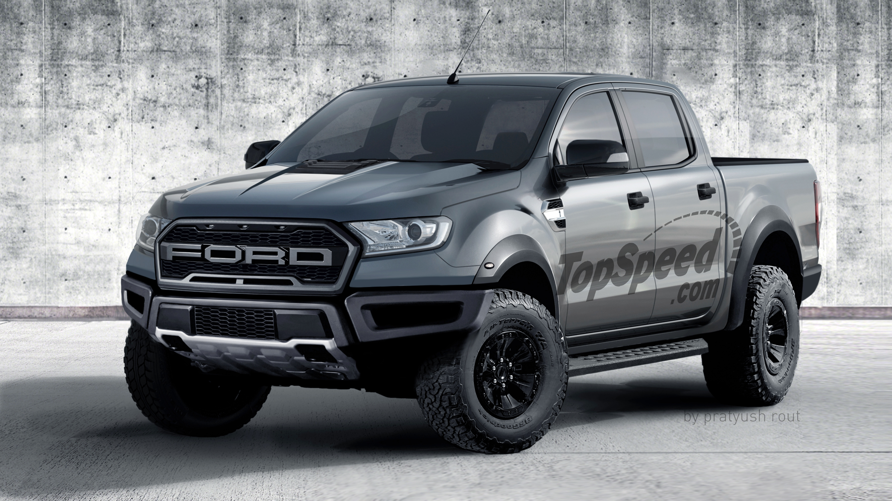 upcoming ford ranger raptor might go diesel news top speed. Black Bedroom Furniture Sets. Home Design Ideas
