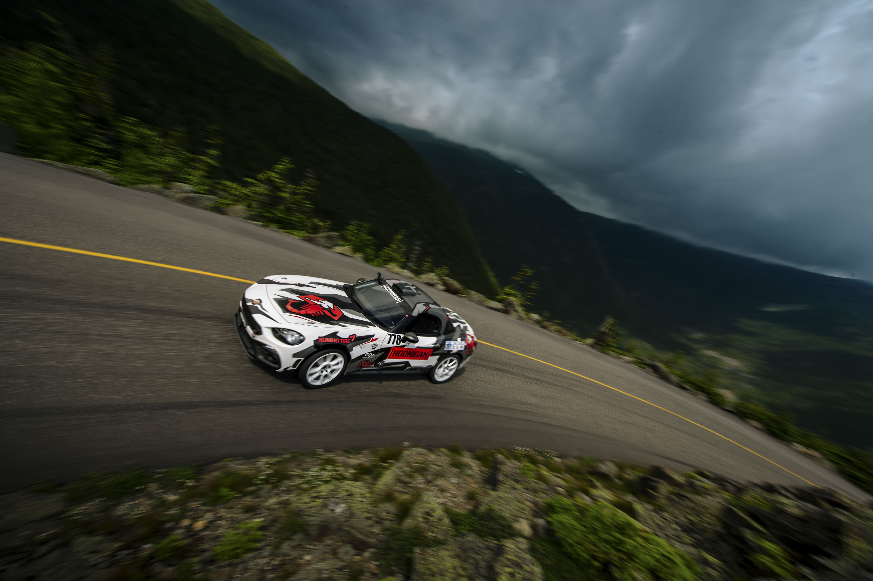 Hoonigan Names New Female Racer For Fiat 124 Spider Abarth