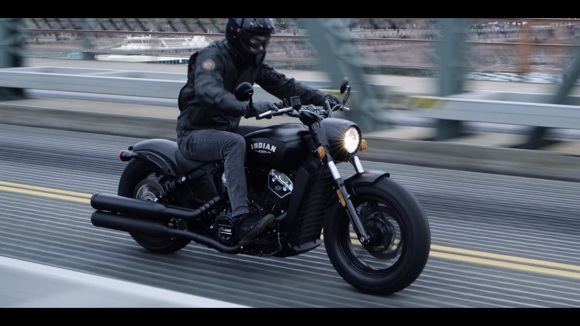 2018 Indian Scout Bobber | Top Speed