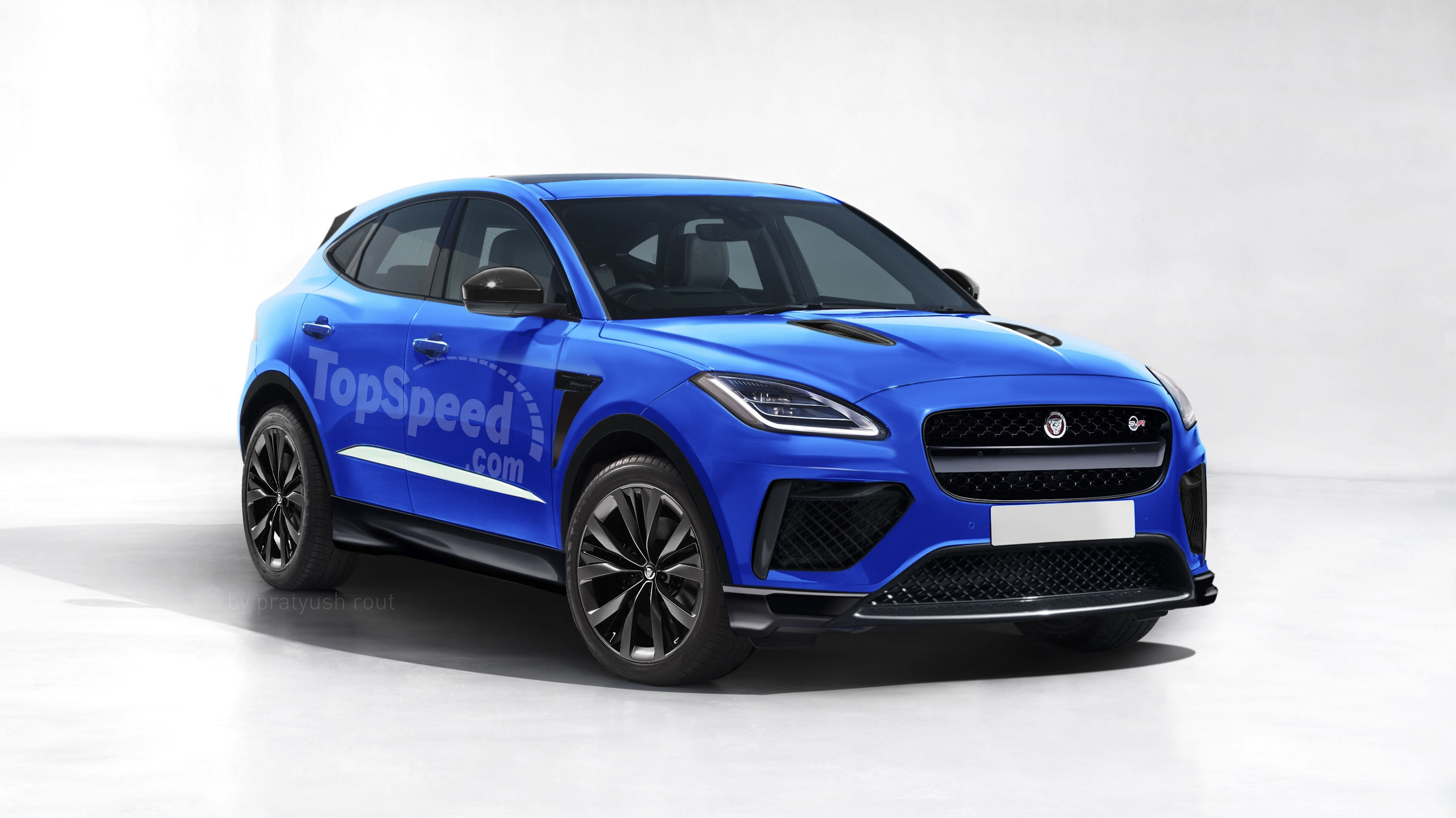 2019 jaguar e pace svr pictures photos wallpapers top speed. Black Bedroom Furniture Sets. Home Design Ideas