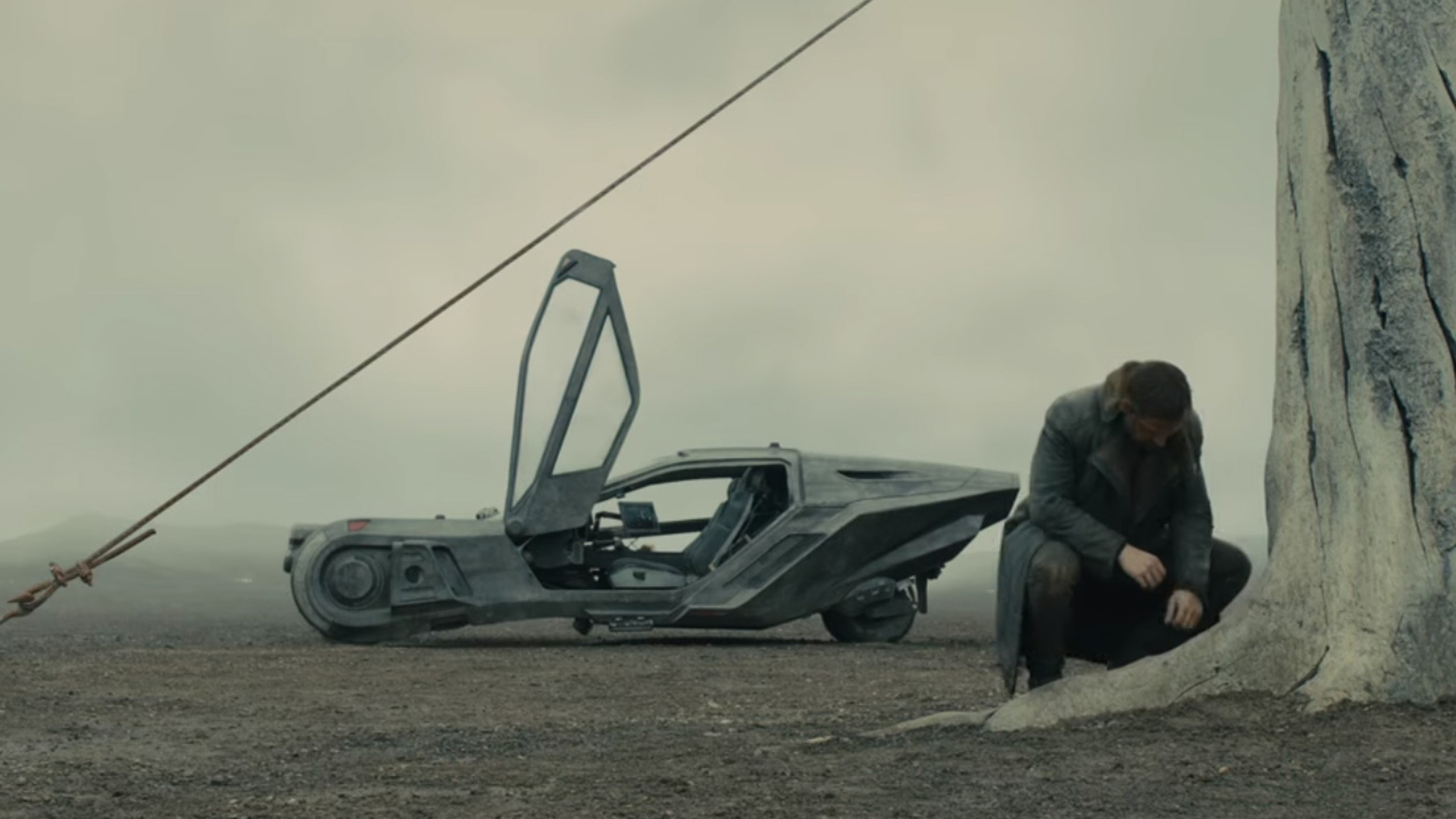 The Cars In Blade Runner 2049 Range From Weird To Awesome