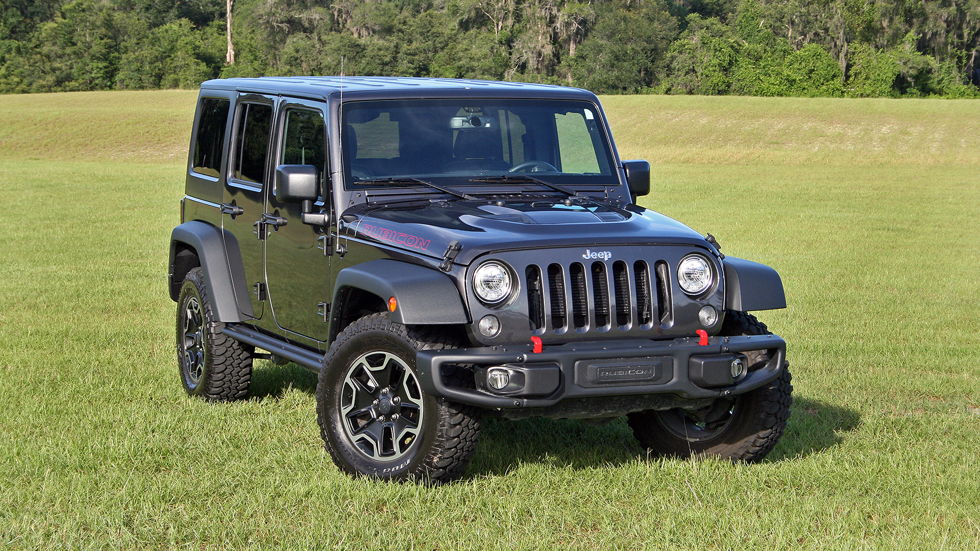 What Makes A Rubicon Hard Rock? | Top Speed