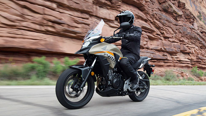 2015 - 2018 Honda CB500X Review - Top Speed