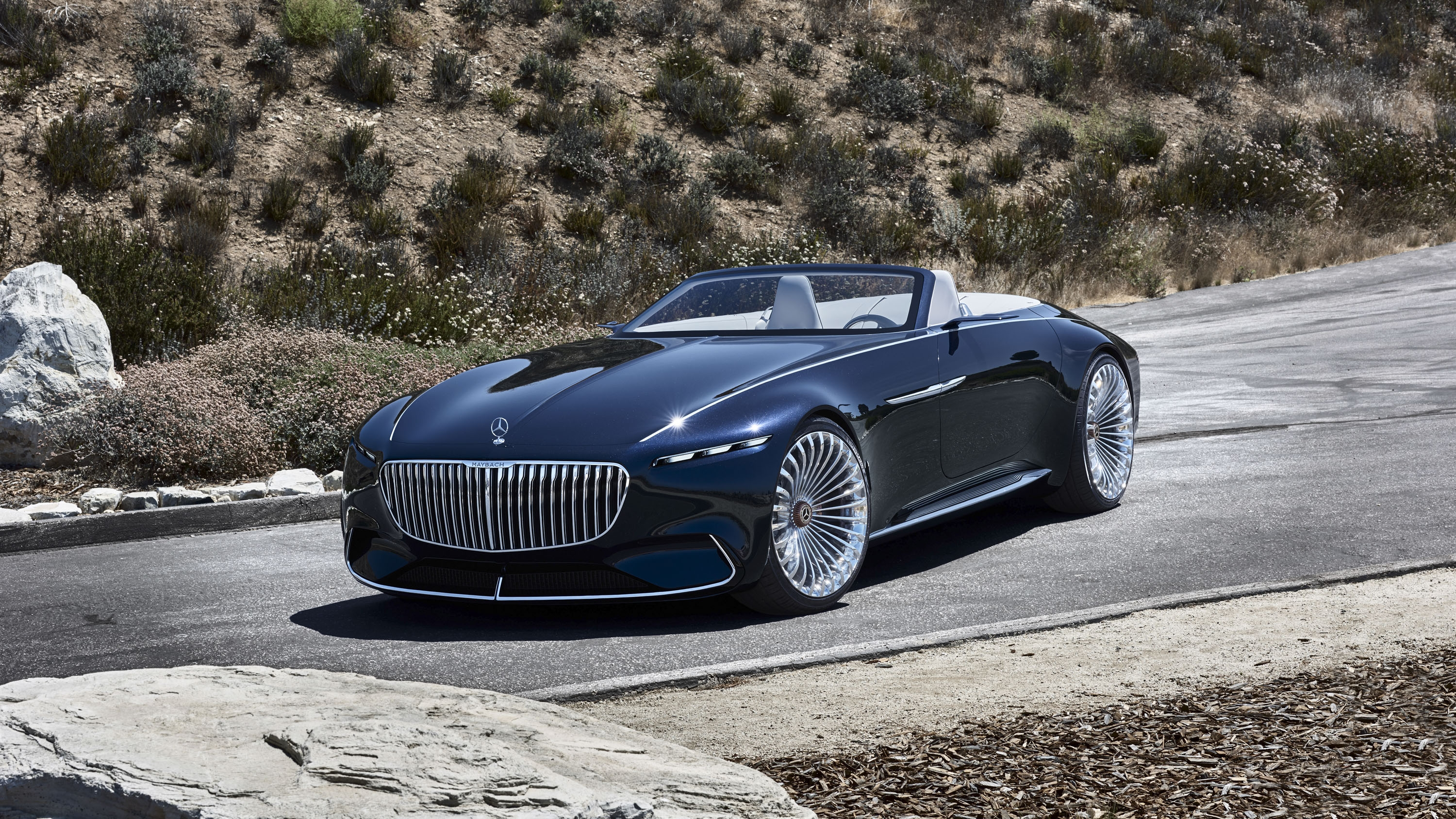 2017 Mercedes-Maybach Vision 6 Cabriolet | Top Sd