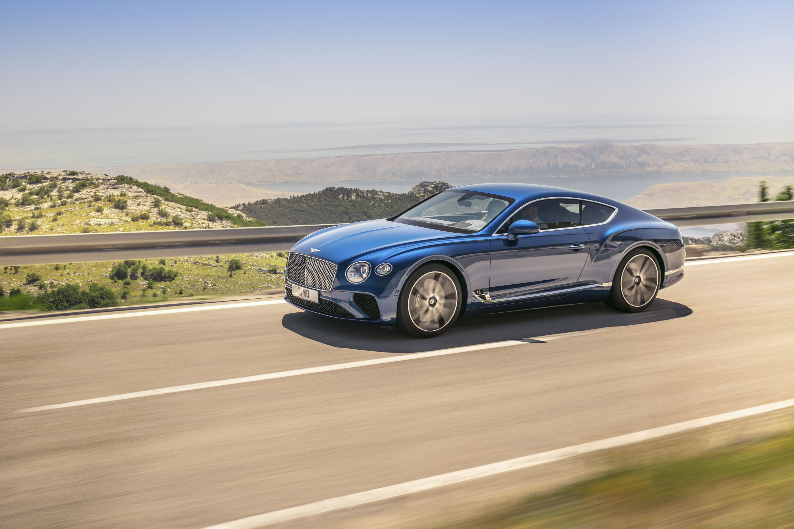 Bentley Unveils 2018 Continental GT News   Top Speed. »