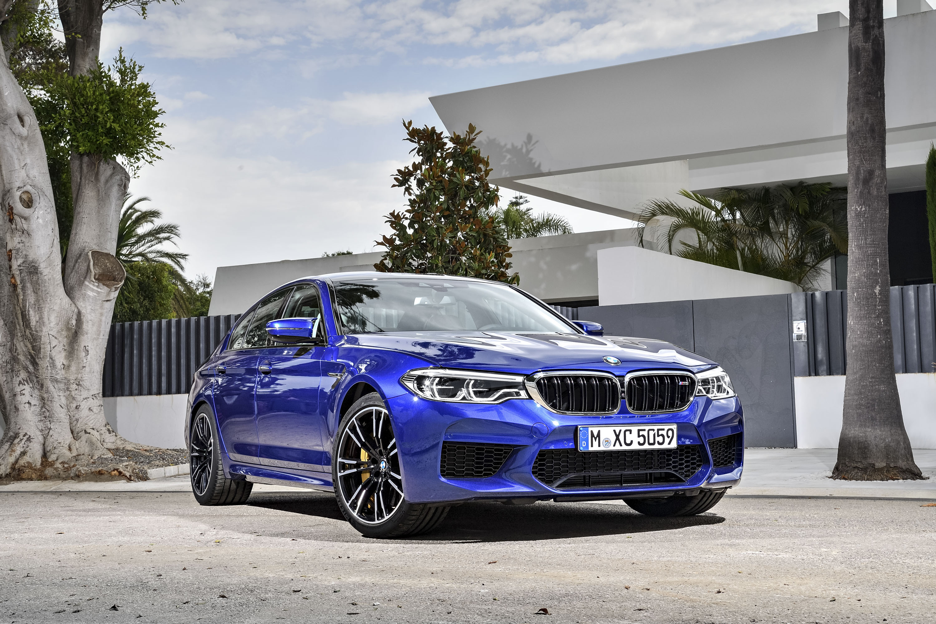 Wallpaper Of The Day: 2018 BMW M5 | Top Speed