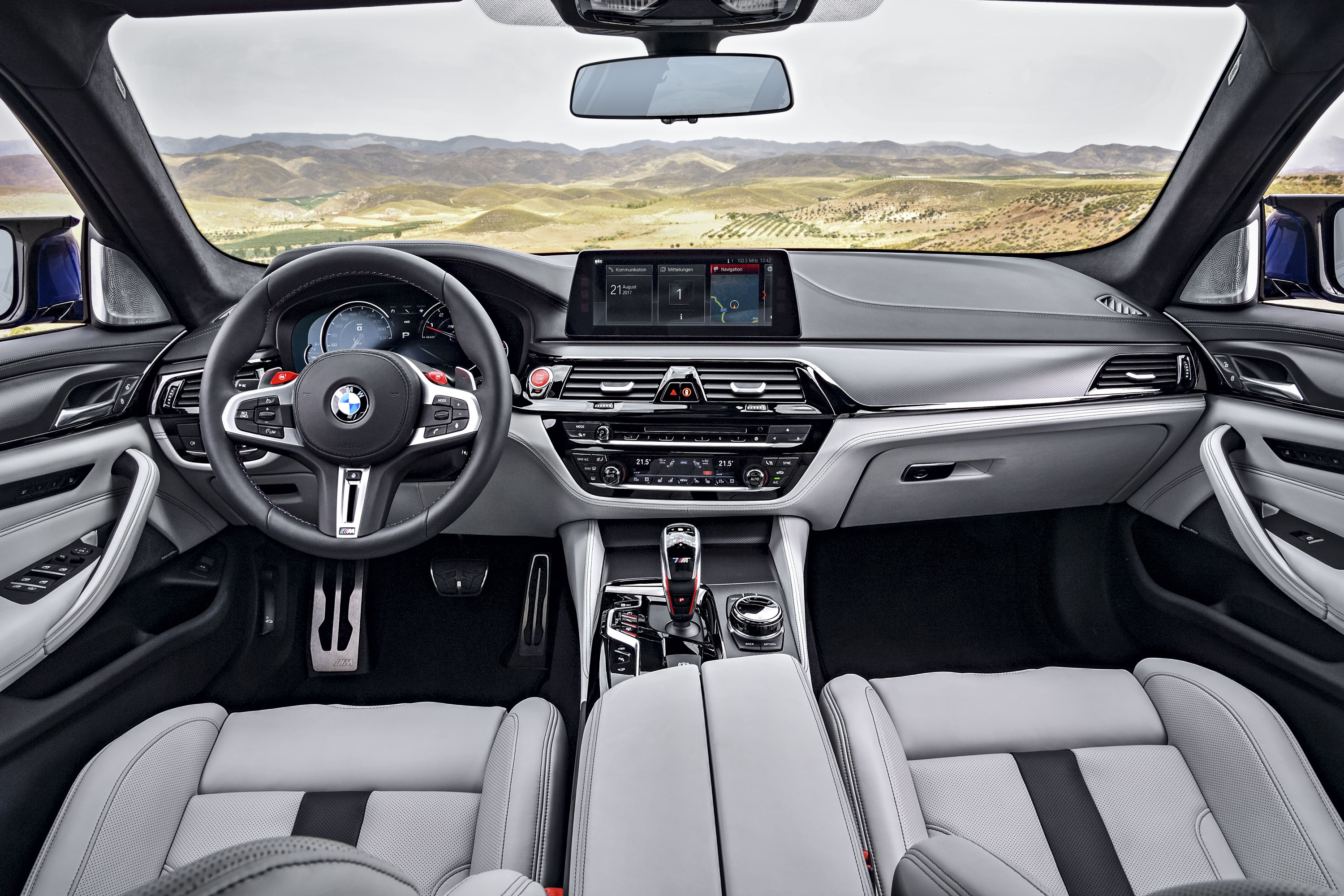 2019 Bmw M5 Touring Top Speed