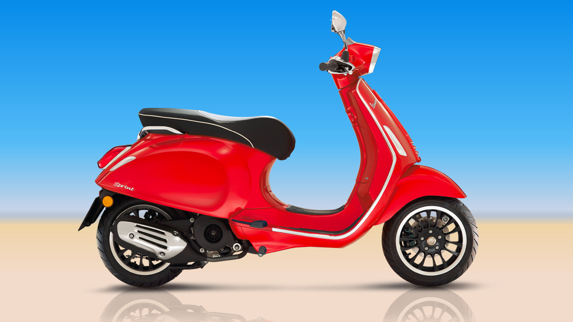 2016 2018 Vespa Sprint 150 Pictures Photos Wallpapers