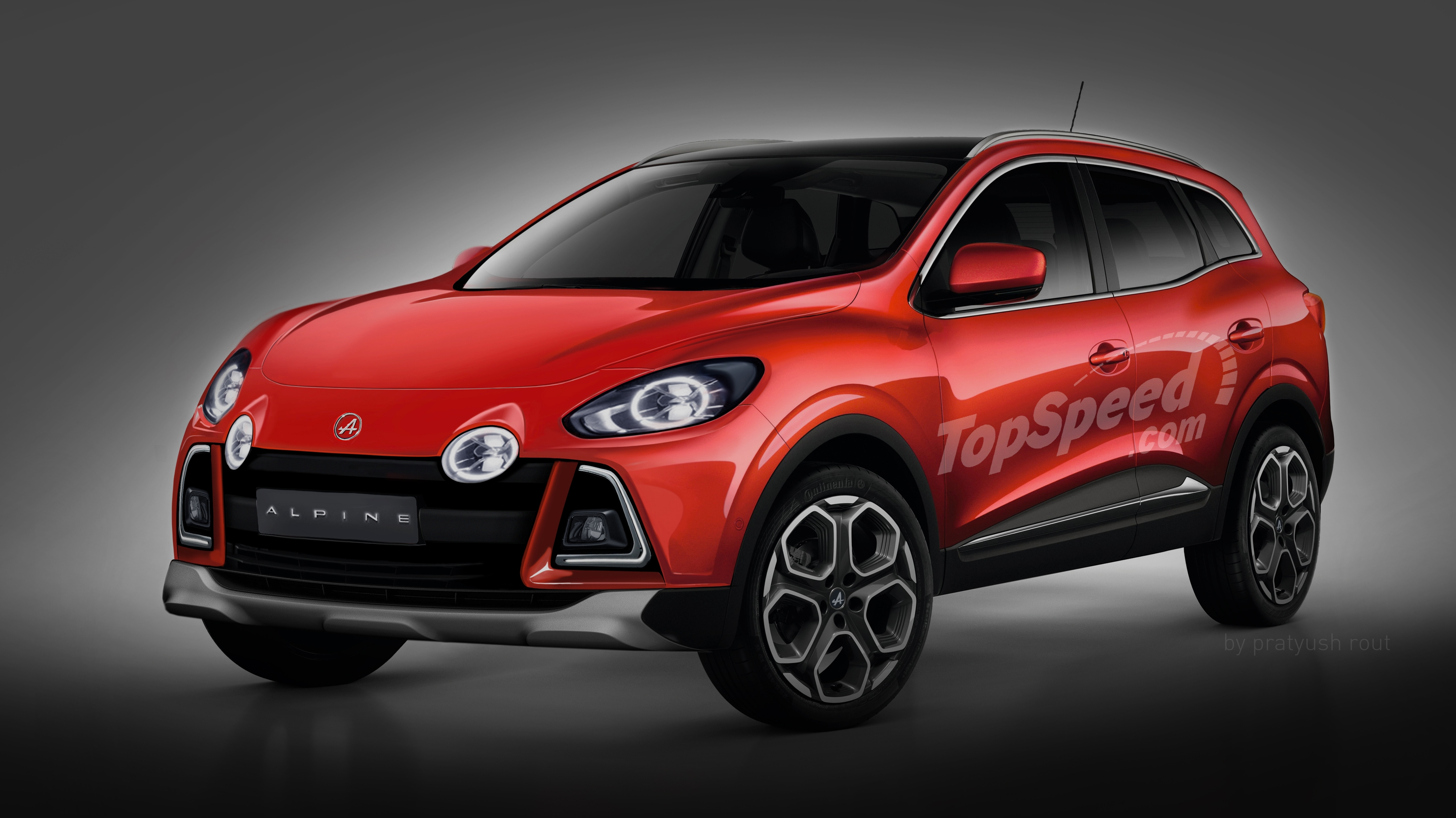 2019 Alpine Suv Review Gallery Top Speed