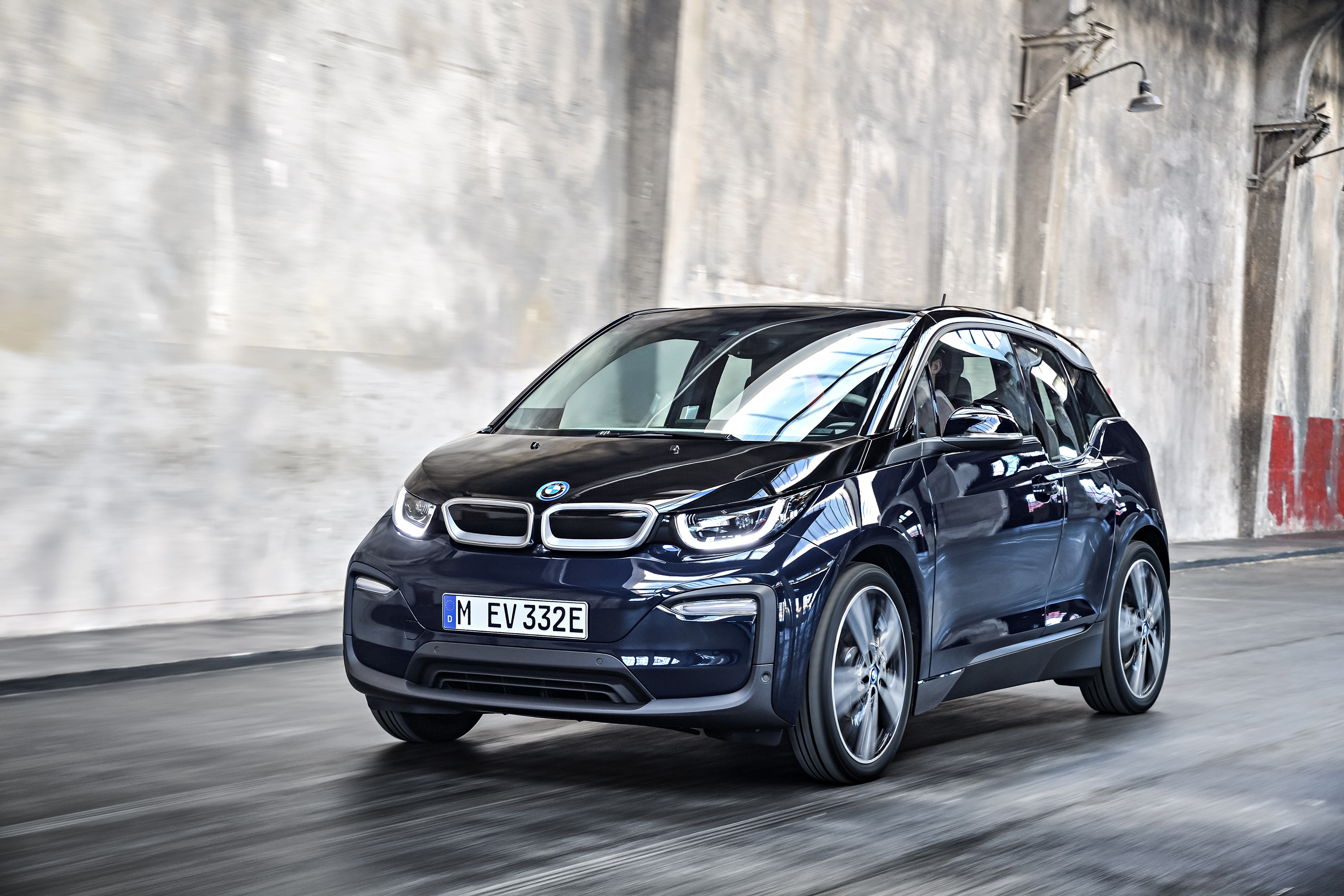 2018 Bmw I3 Top Speed Vehicle Electrical System Control Units Location