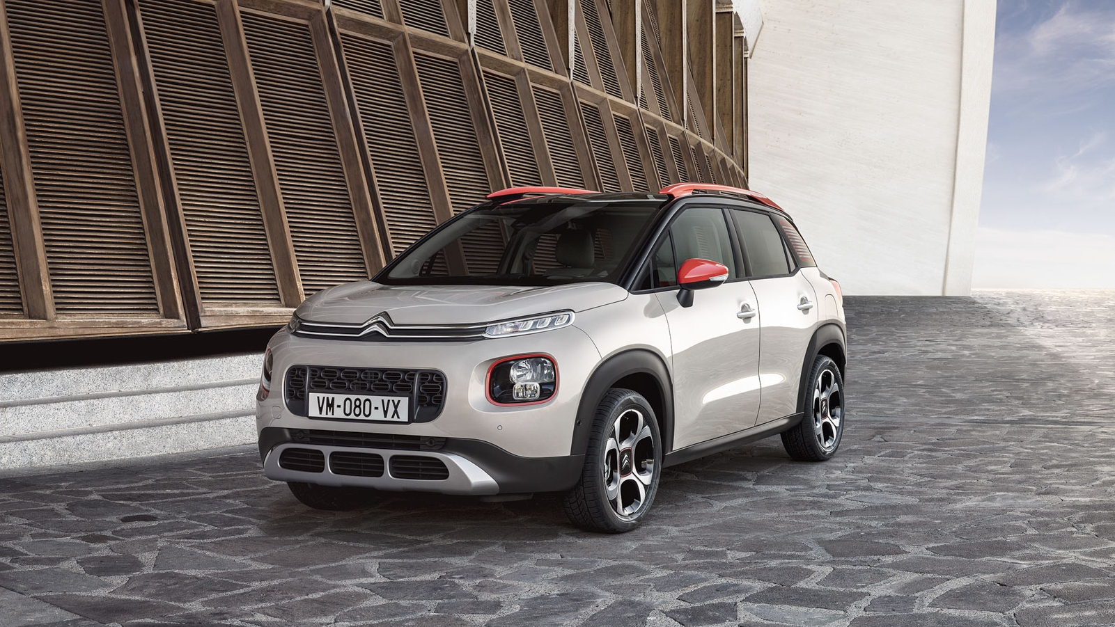 2018 citroen c3 aircross pictures photos wallpapers top speed. Black Bedroom Furniture Sets. Home Design Ideas