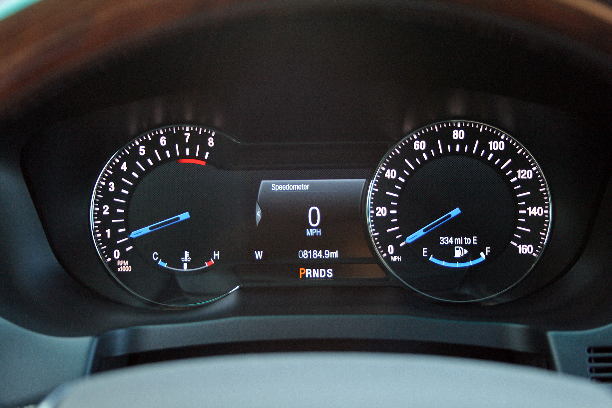 Ford explorer top speed