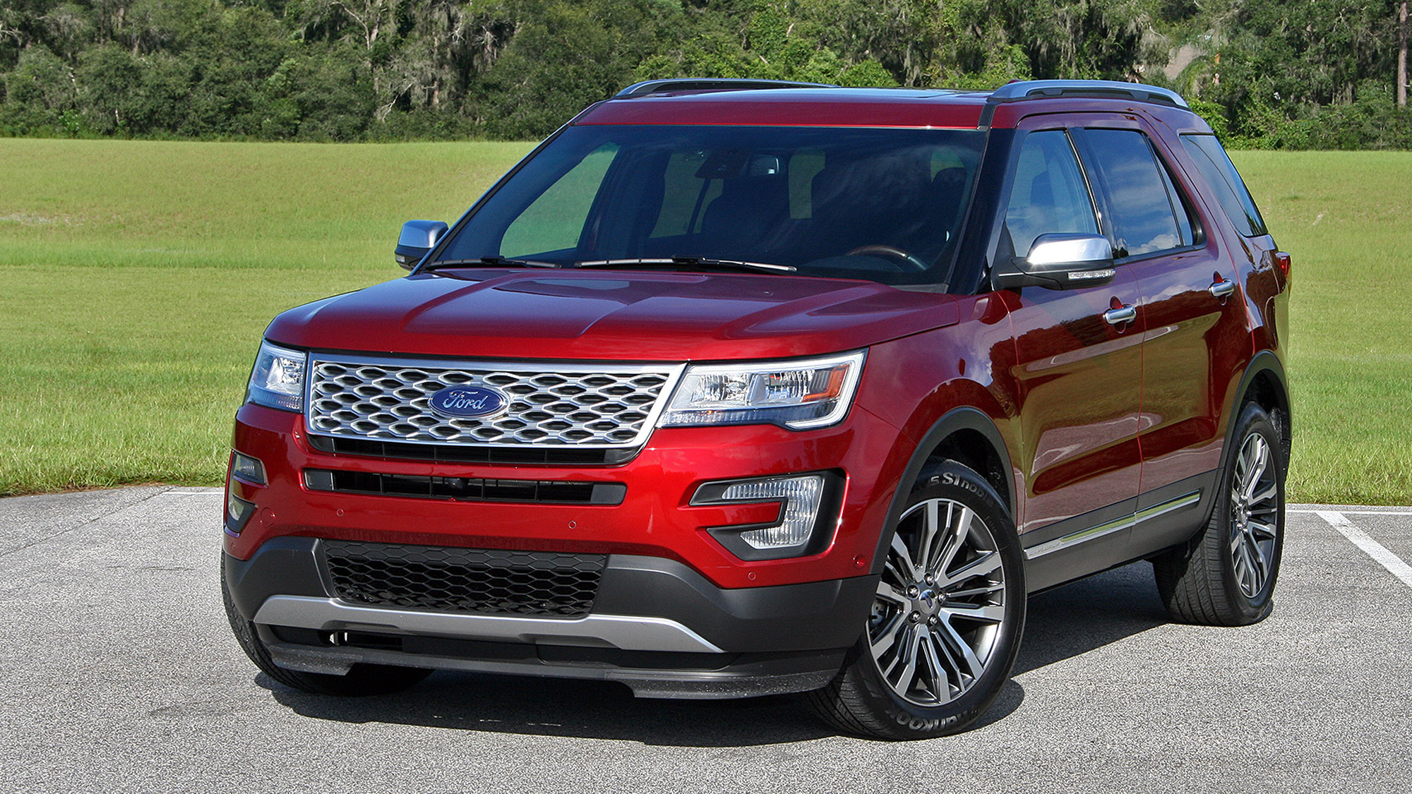 2017 ford explorer driven top speed. Black Bedroom Furniture Sets. Home Design Ideas