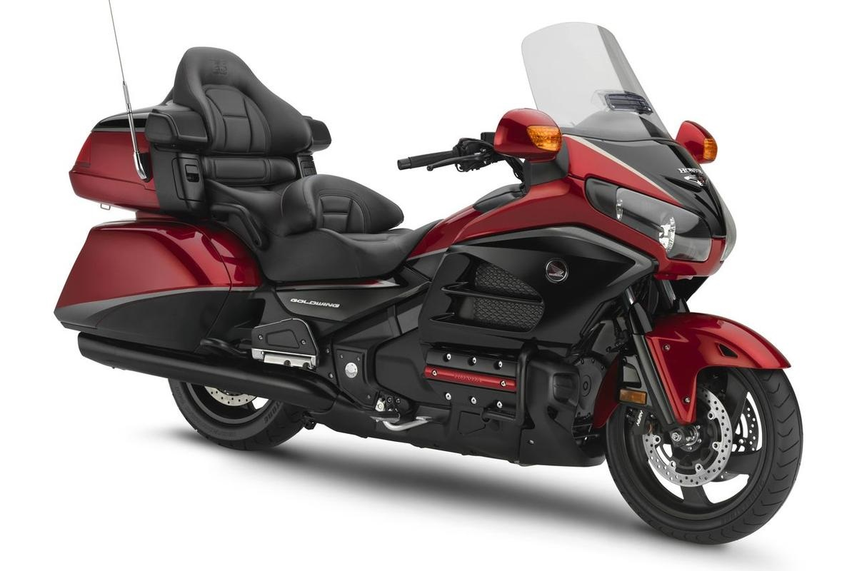 Honda Is Finally Resurrecting The Gold Wing For 2018 Top Speed