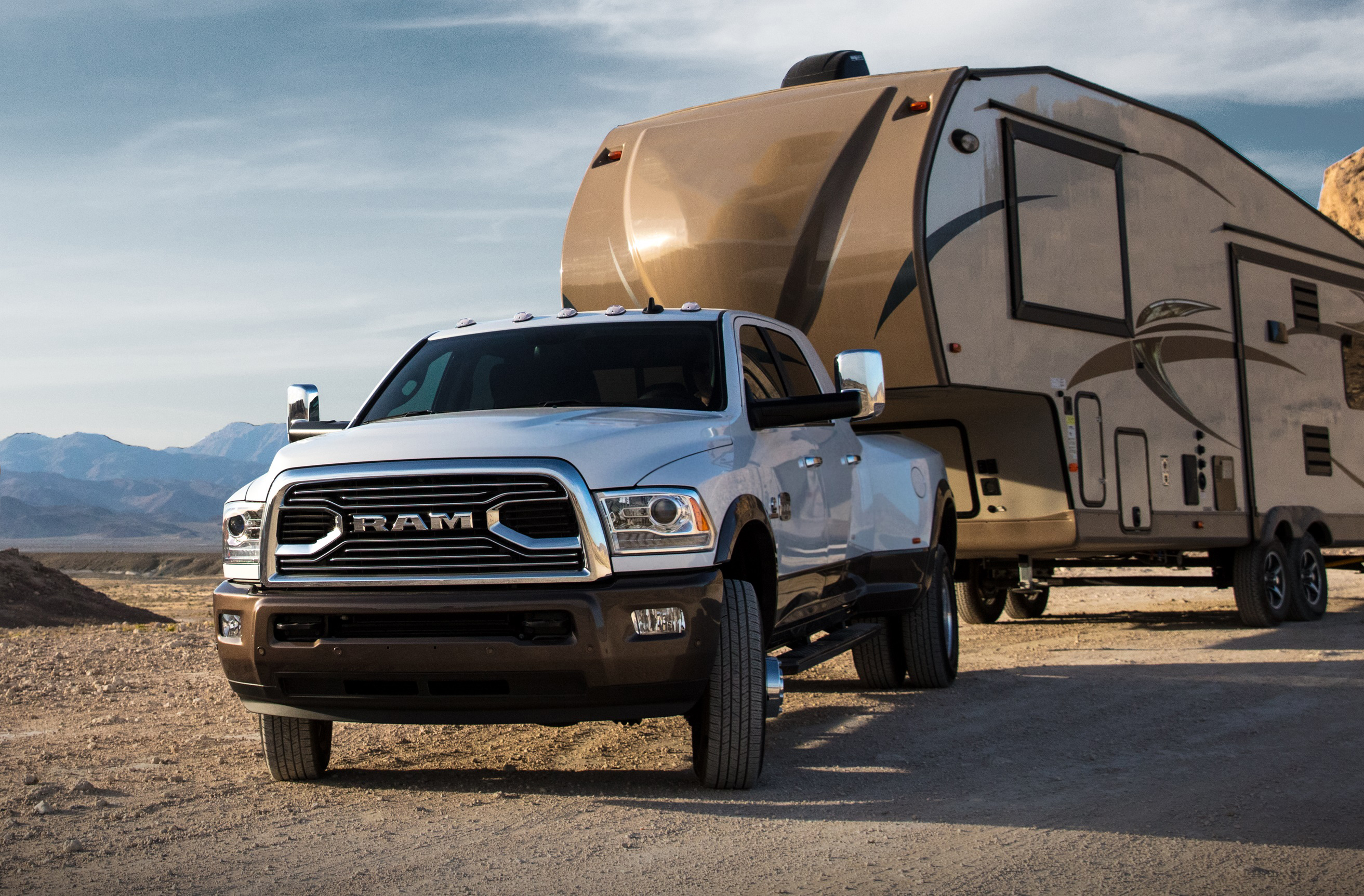 2018 Ram 3500 Heavy Duty | Top Speed. »