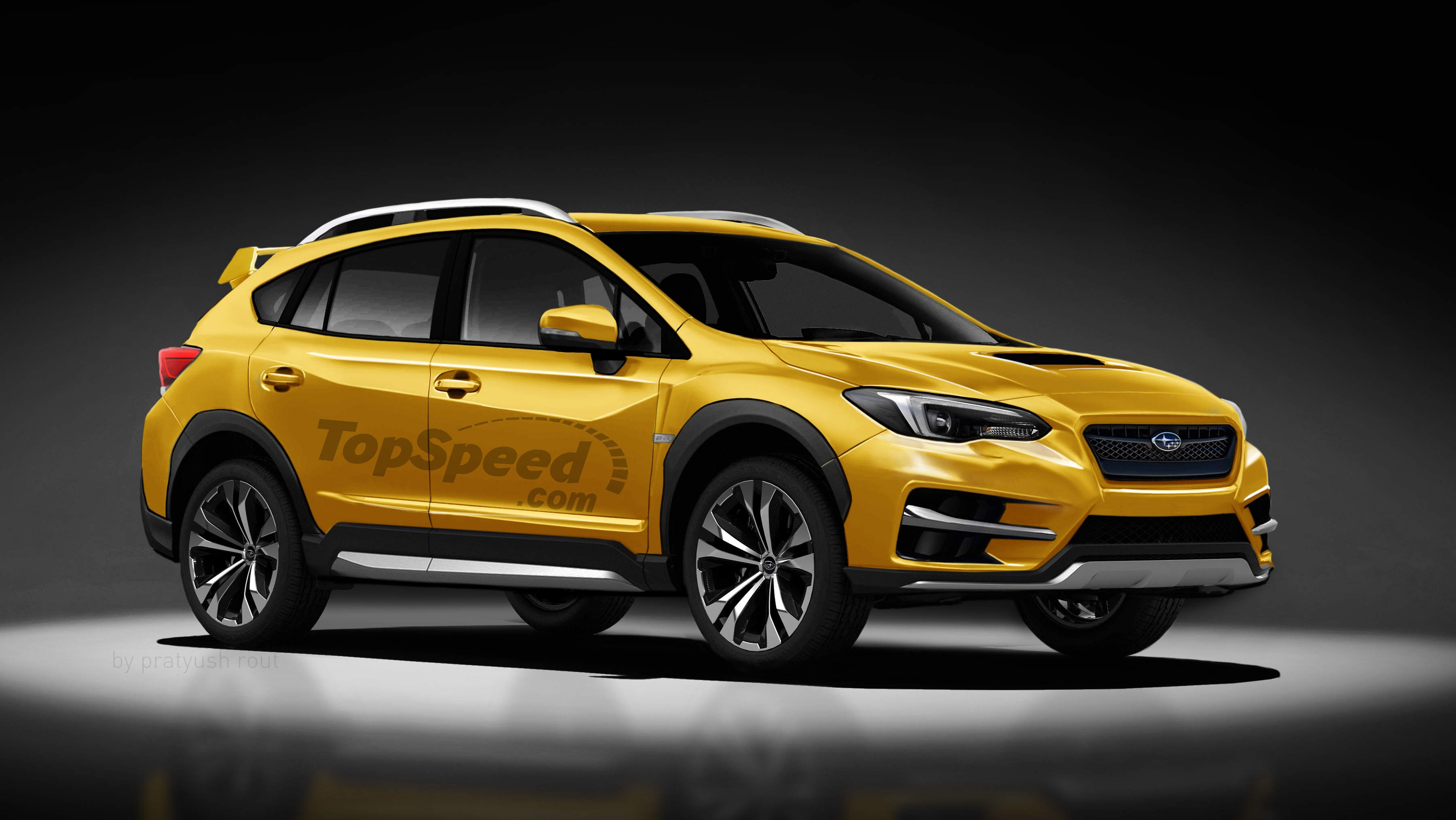 2020 Subaru Crosstrek XTI Pictures, Photos, Wallpapers ...