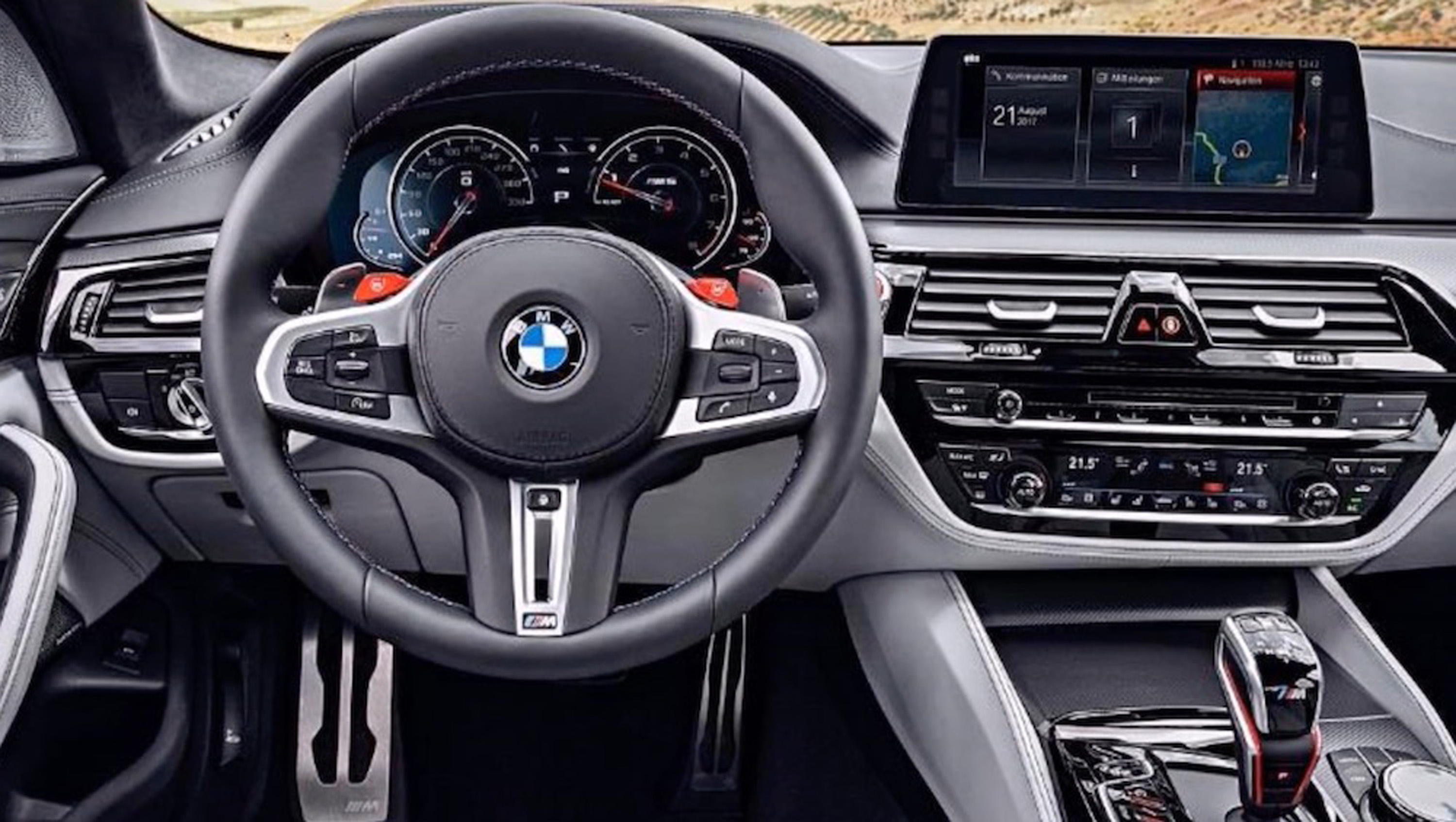 The 2018 BMW M5 Is Here Video