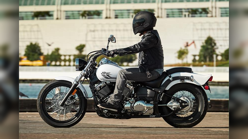 Yamaha V Star Custom Review