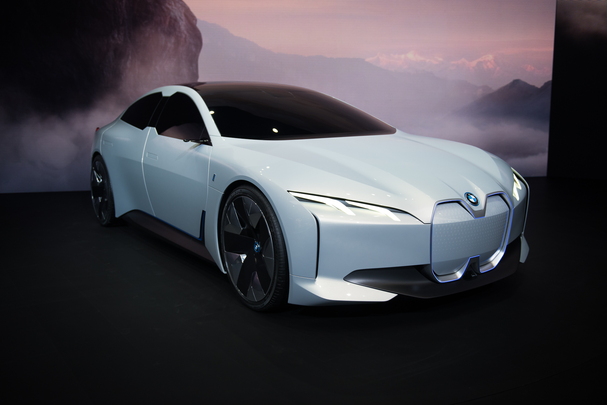 Make Way For The I4 The Fifth Electric Vehicle In Bmw S Stable