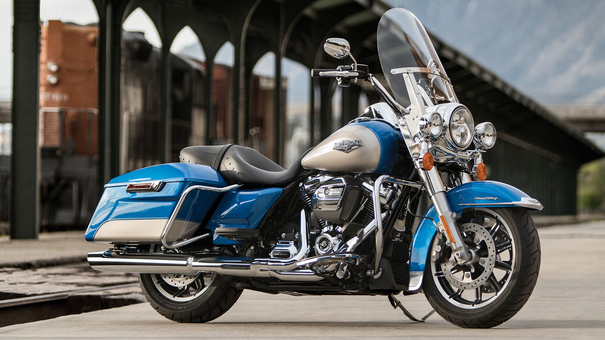 2018 Harley-Davidson Road King / Road King Special | Top Speed. »