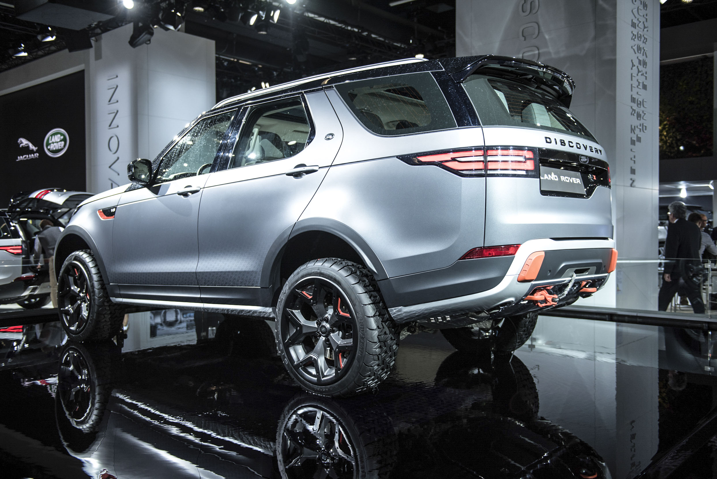 landrover exterior car redesign price overview rover review land concept and