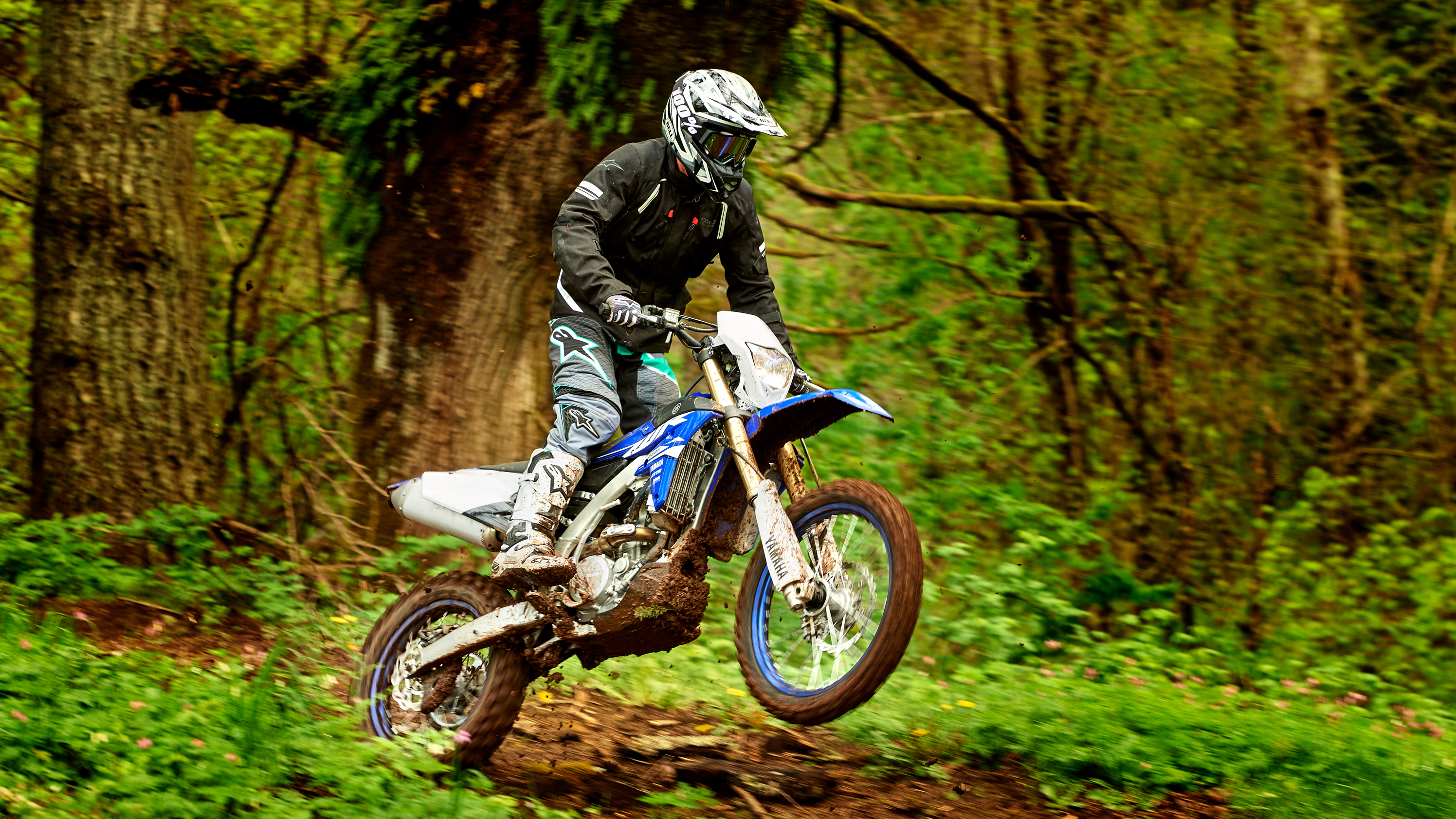 On And Off Road Motorcycles Yamaha