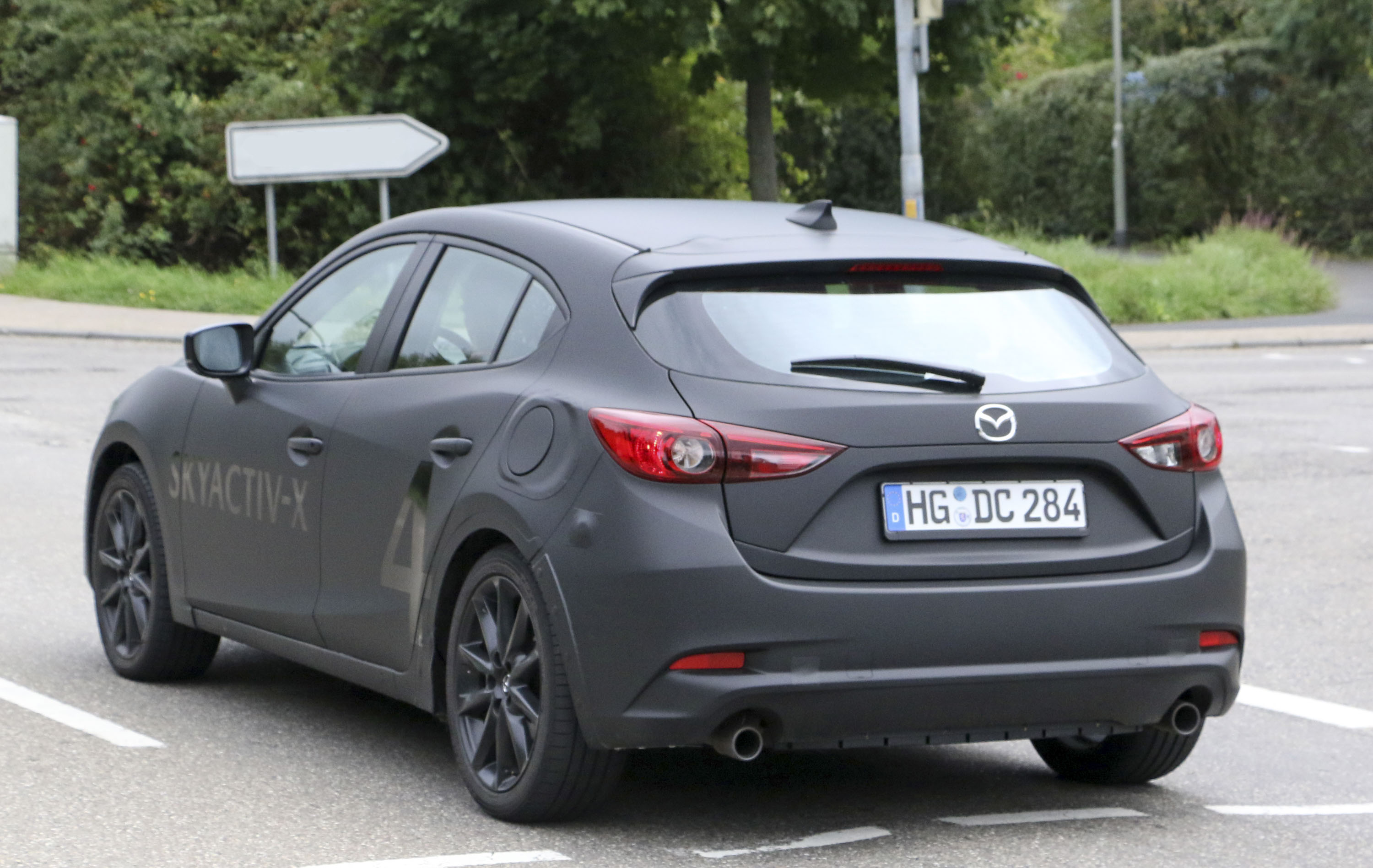 Next Gen 2019 Mazda3 Headed For L A Debut Top Speed