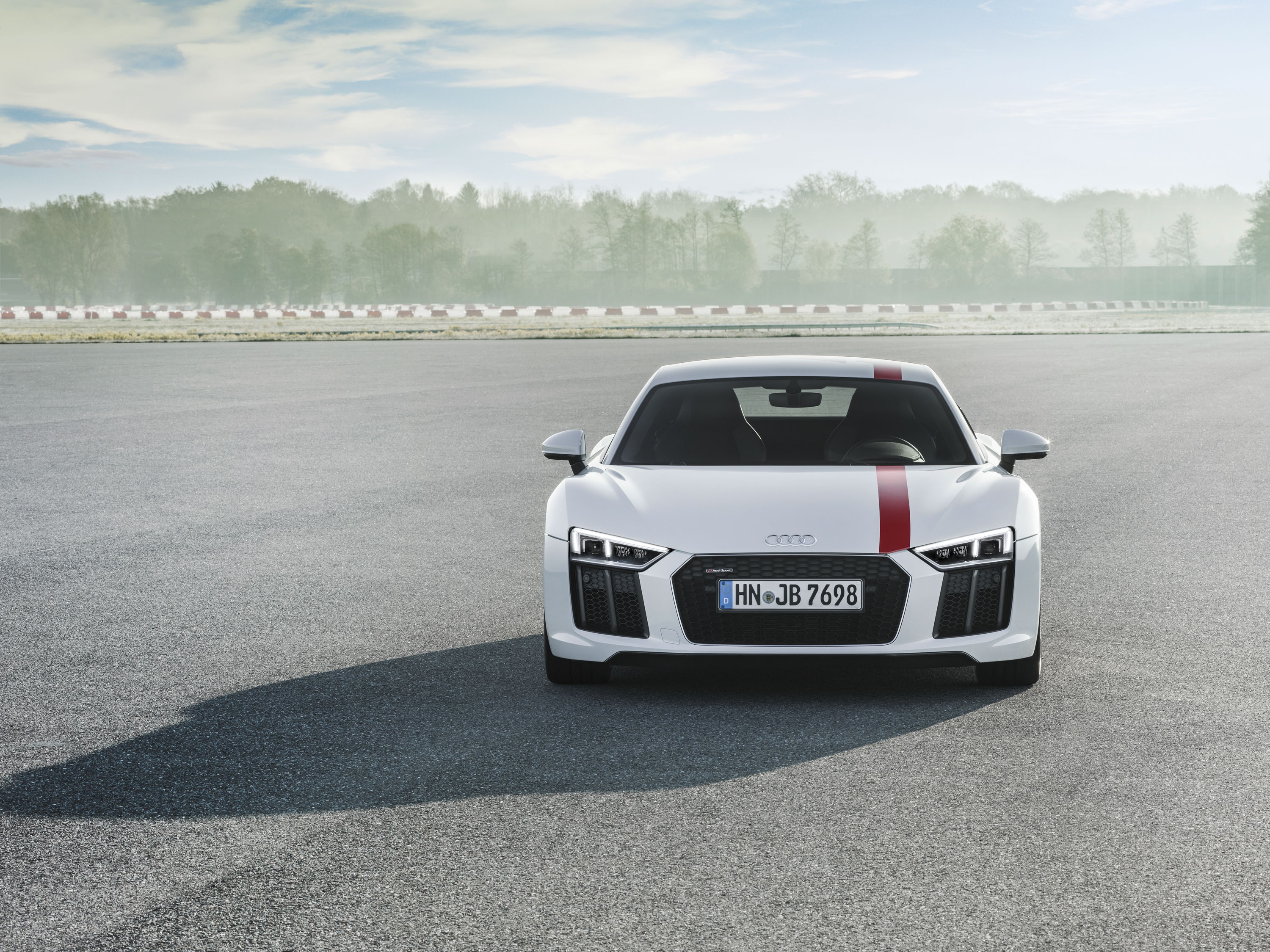 2018 Audi R8 V10 RWS | Top Speed. »