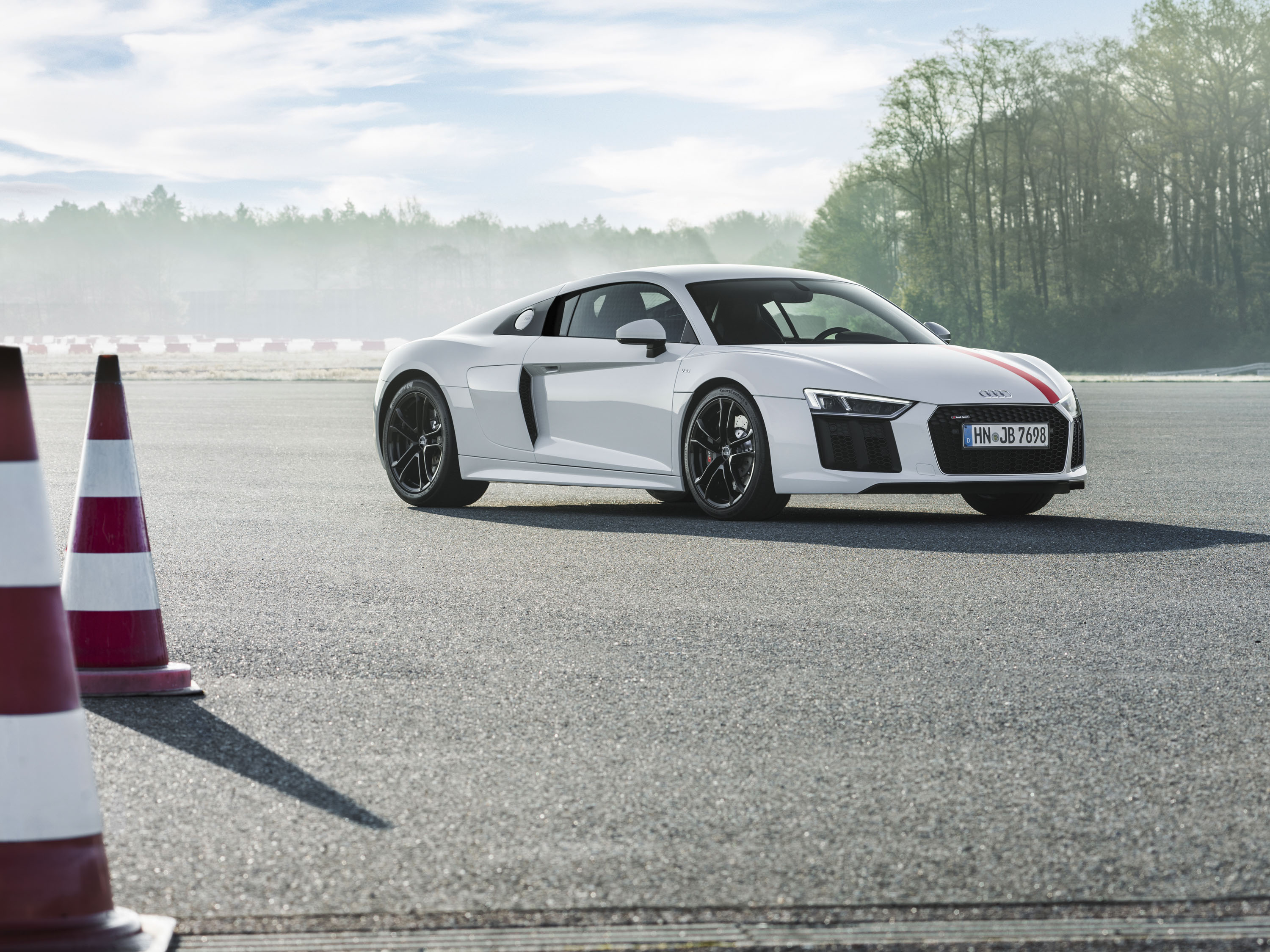 Moore Chrysler Jeep >> Wallpaper Of The Day: 2018 Audi R8 RWS | Top Speed