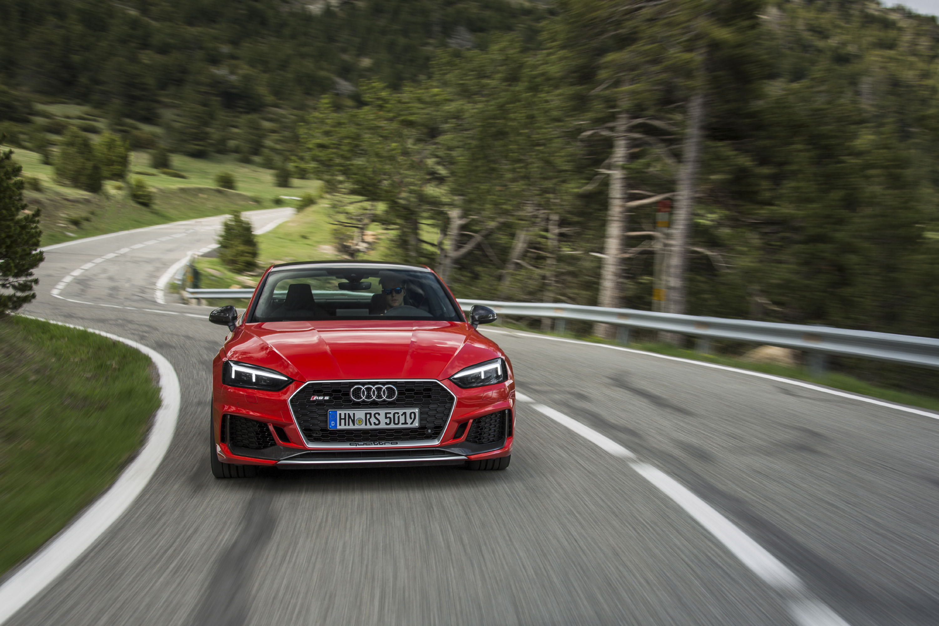 2018 audi rs4 sedan review - top speed