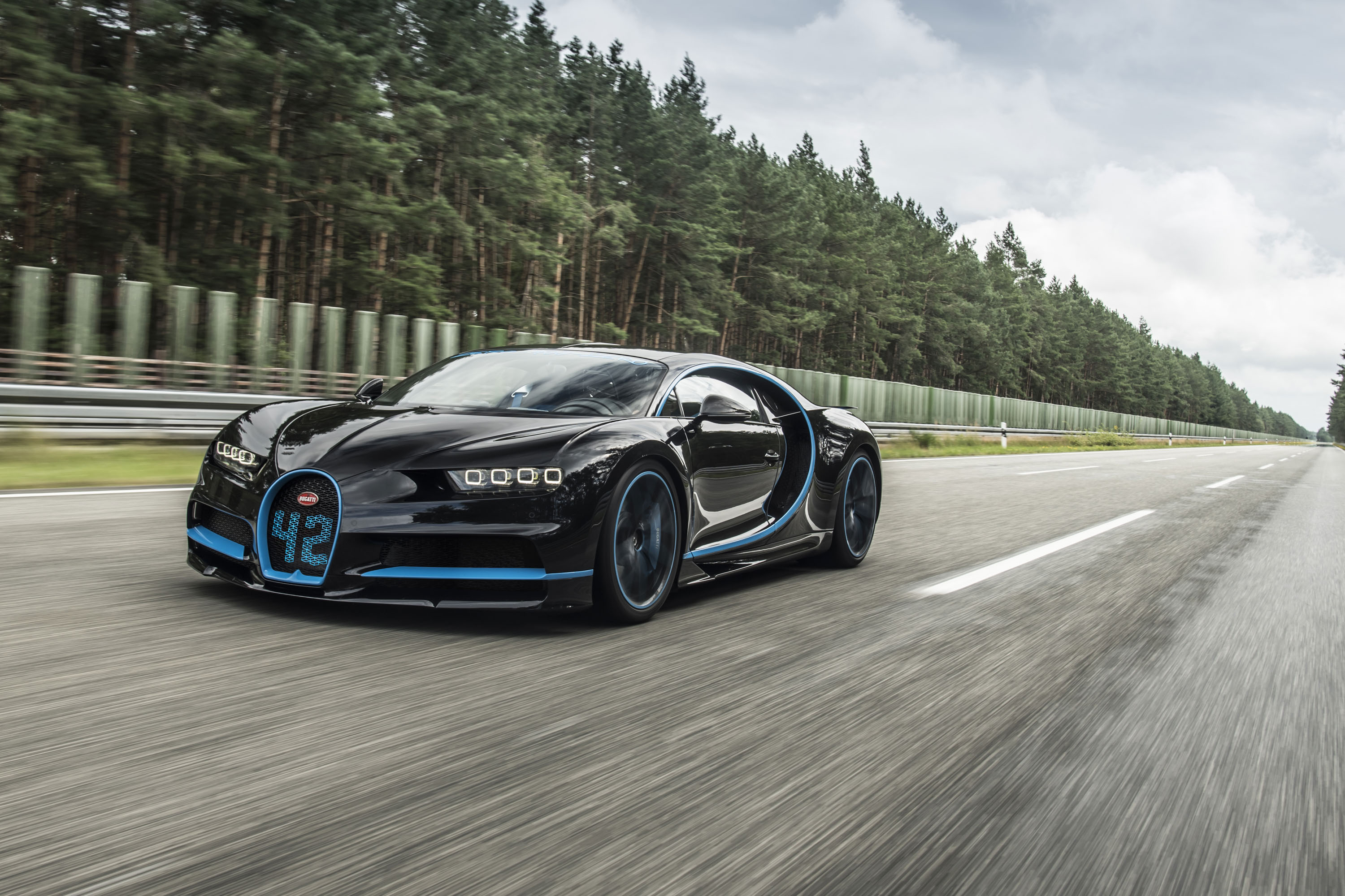 Wallpaper Of The Day 2018 Bugatti Chiron Top Speed