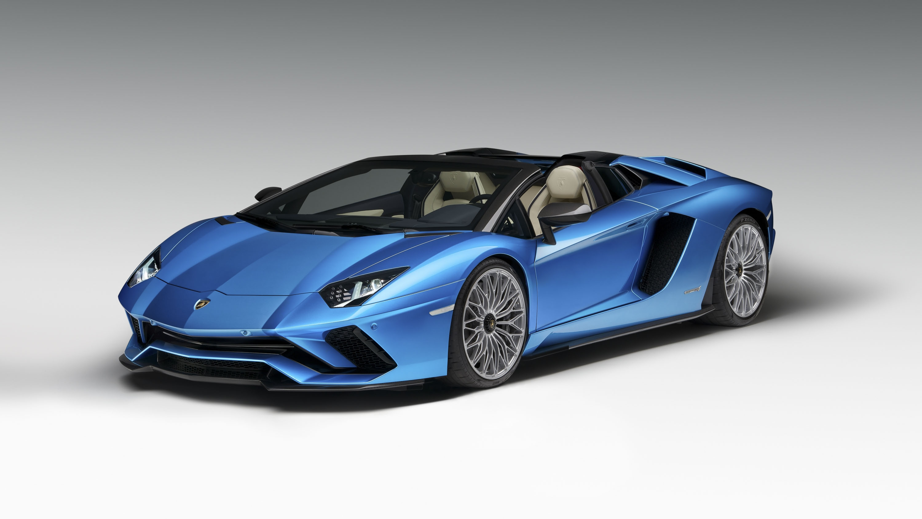 2018 Lamborghini Aventador S Roadster Top Speed