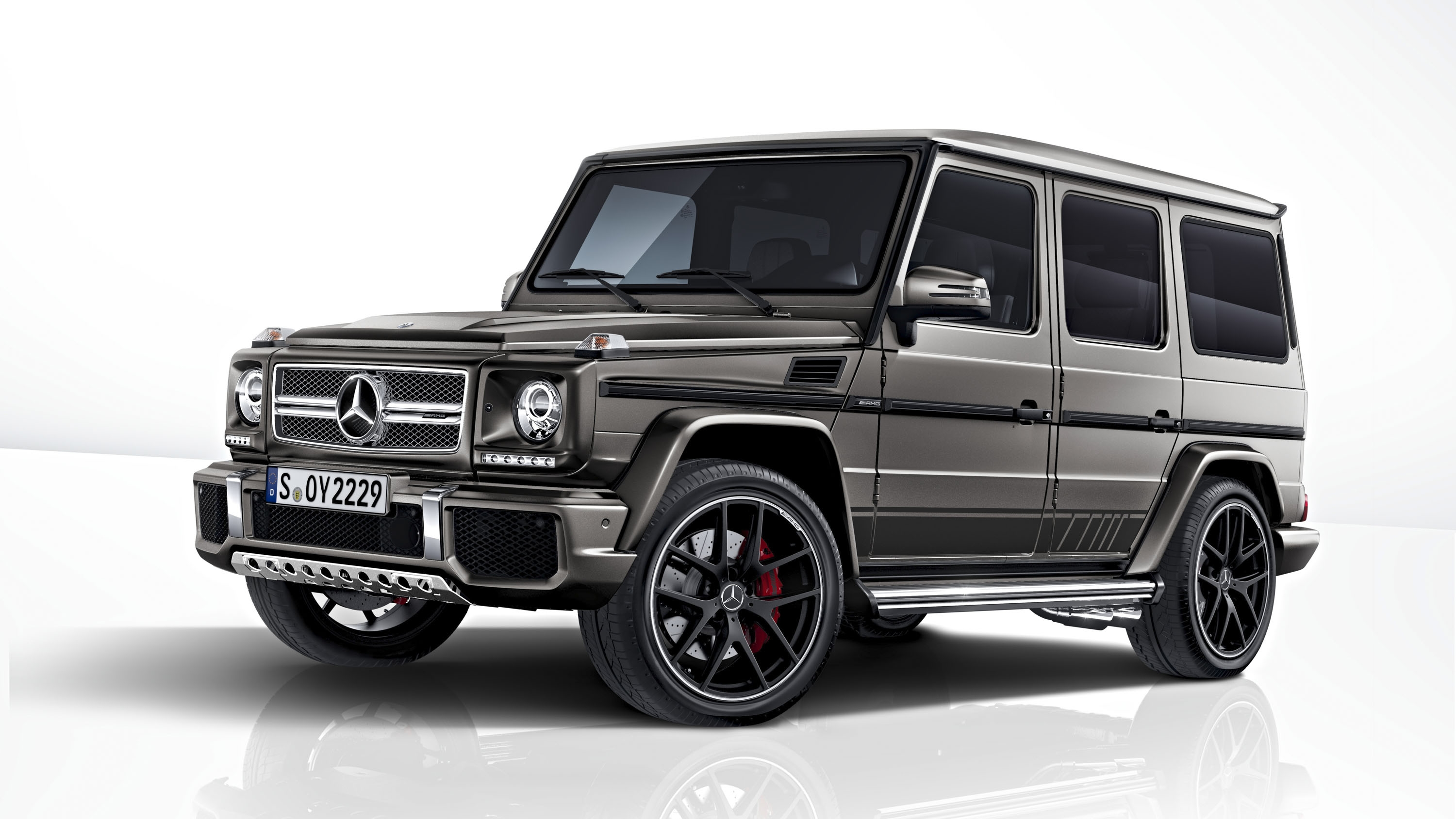 2017 Mercedes Amg G 63 And Mercedes Amg G 65 Exclusive Editions Top Speed