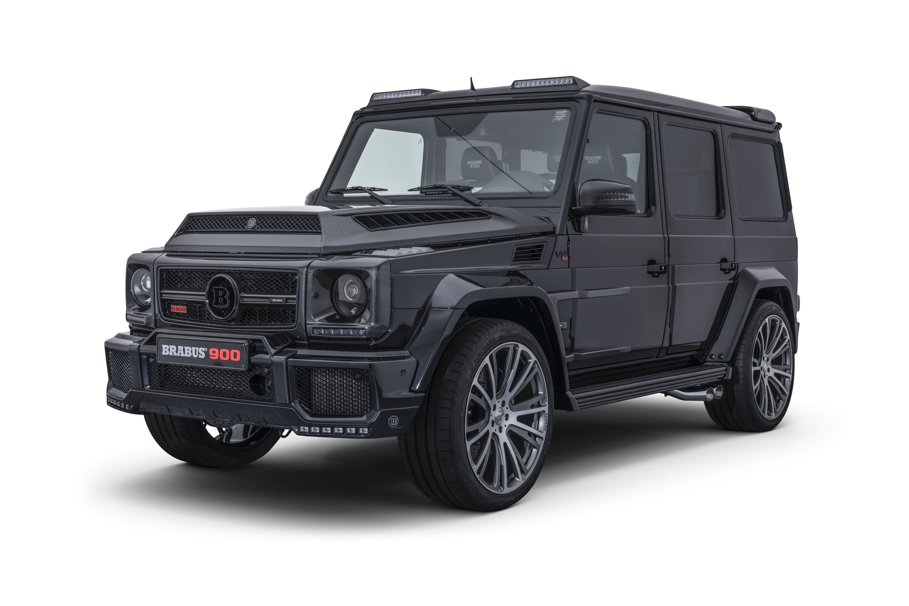 2017 Mercedes AMG G 65 Brabus 900PS