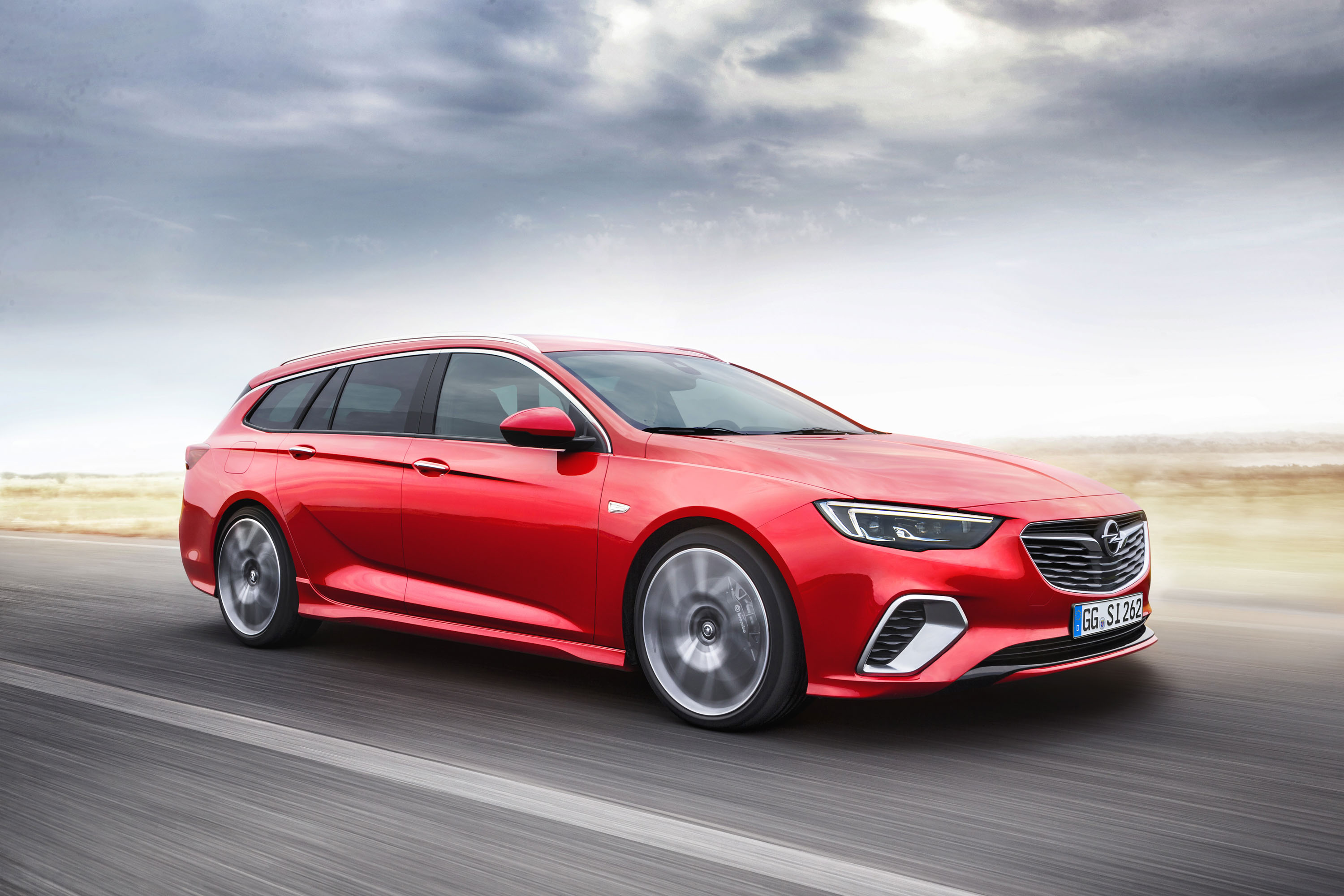 2018 Opel Insignia GSi Sports Tourer | Top Speed. »