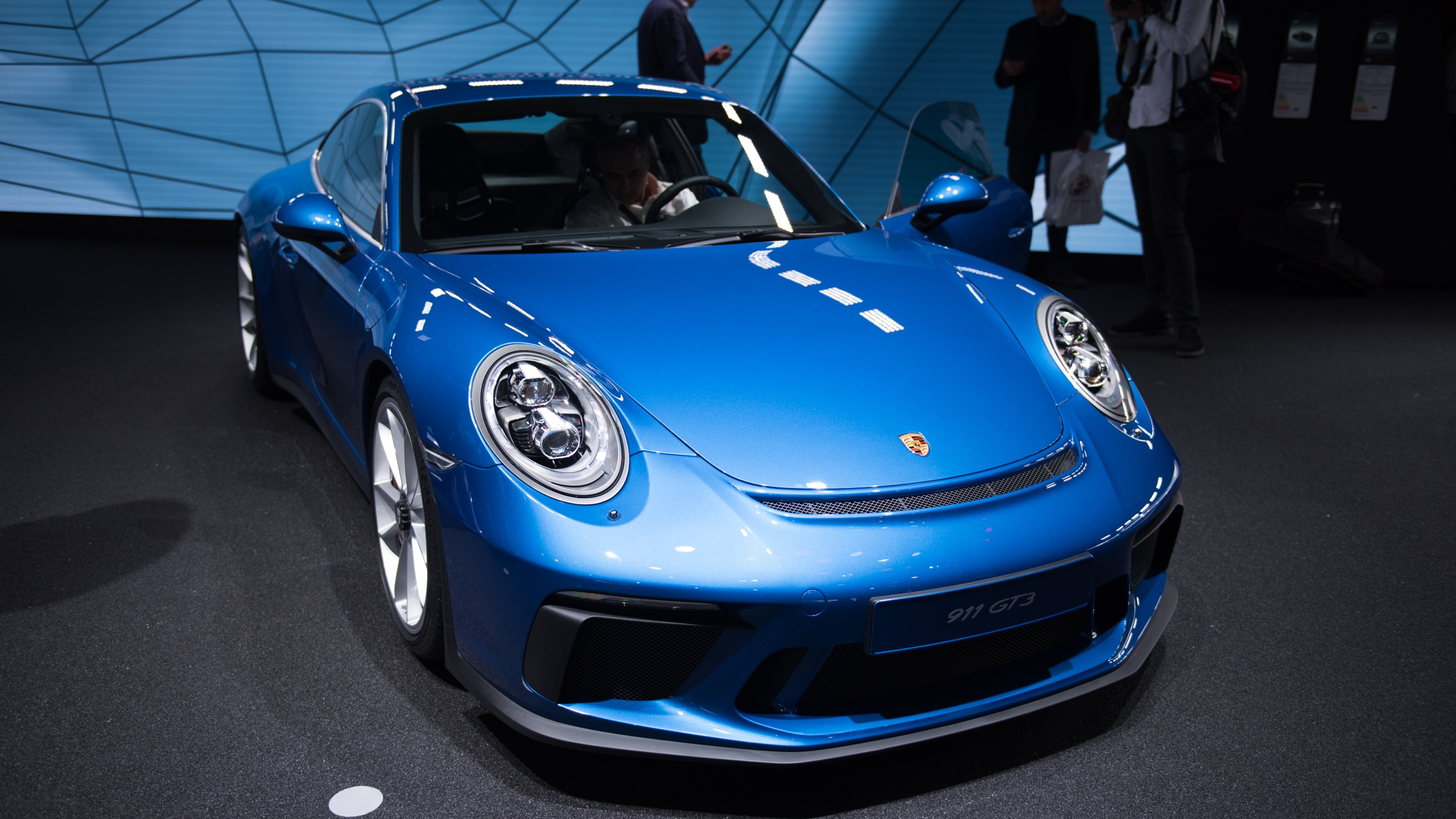 2018 porsche 911 gt3 with touring package top speed. Black Bedroom Furniture Sets. Home Design Ideas